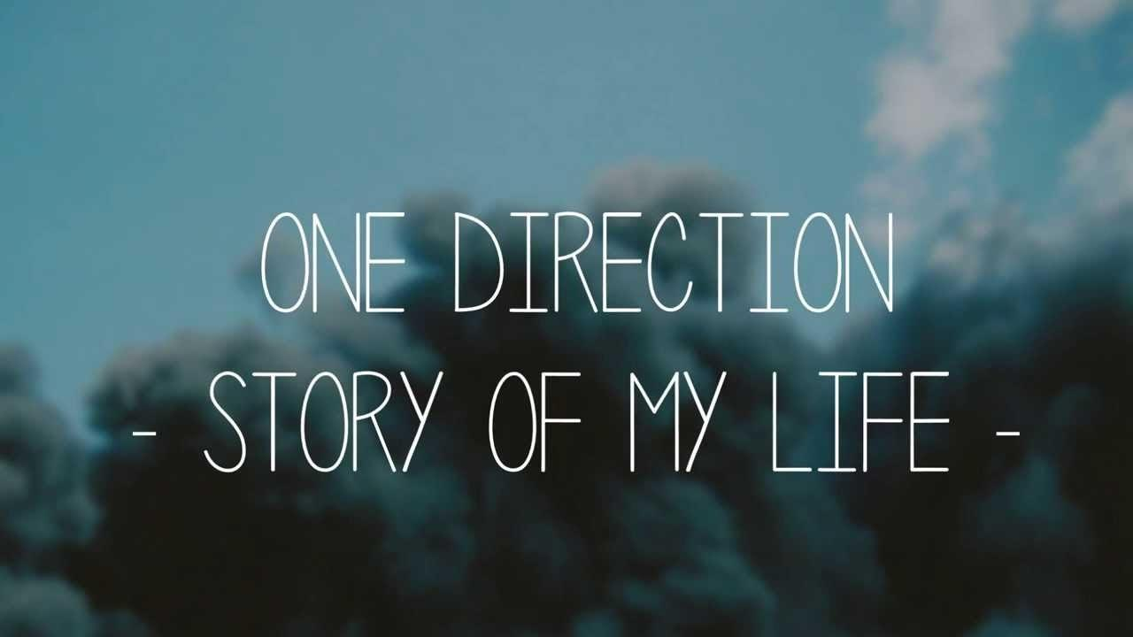 One Direction Story Of My Life Lyrics