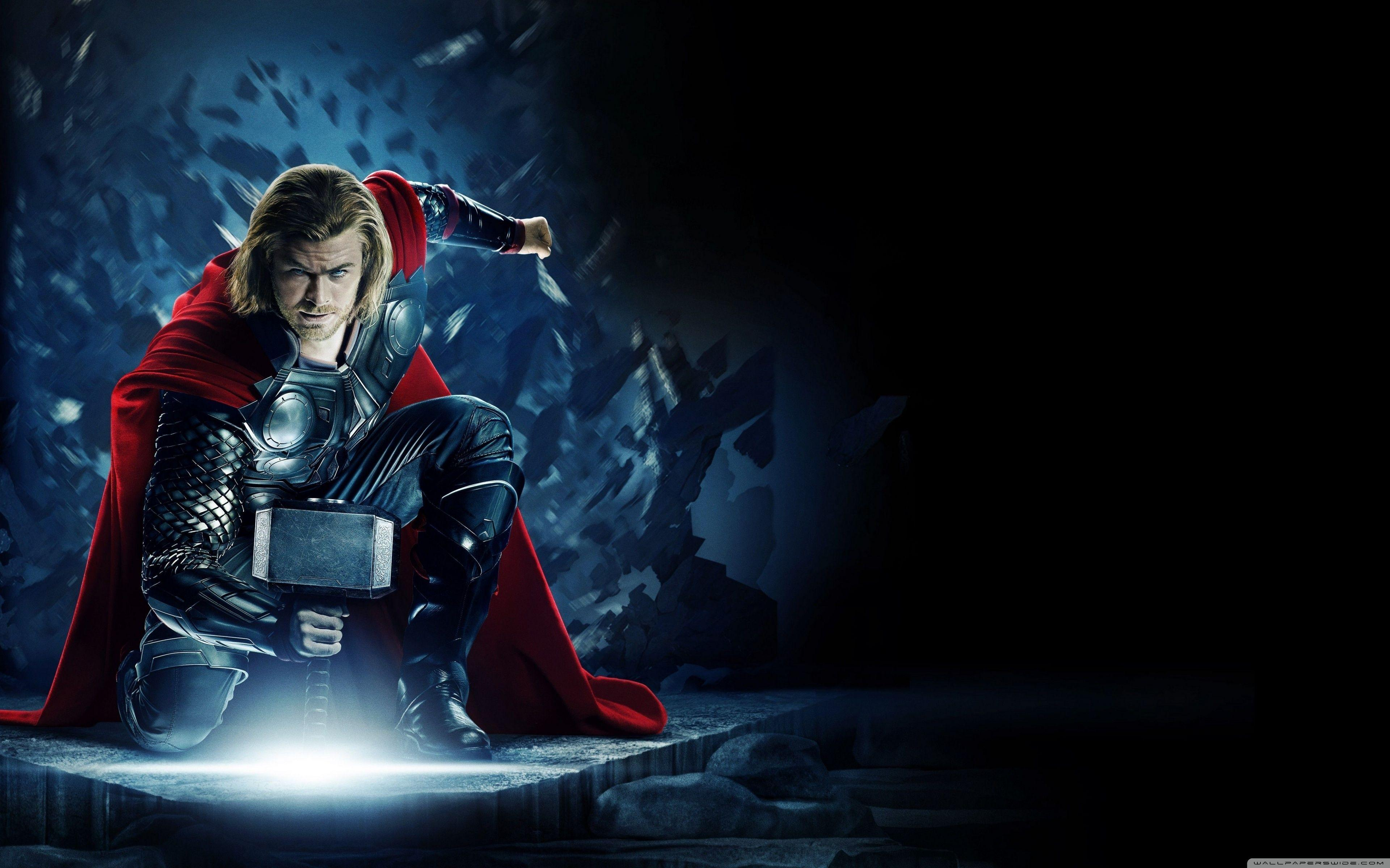 Thor Desktop Wallpapers Wallpaper Cave