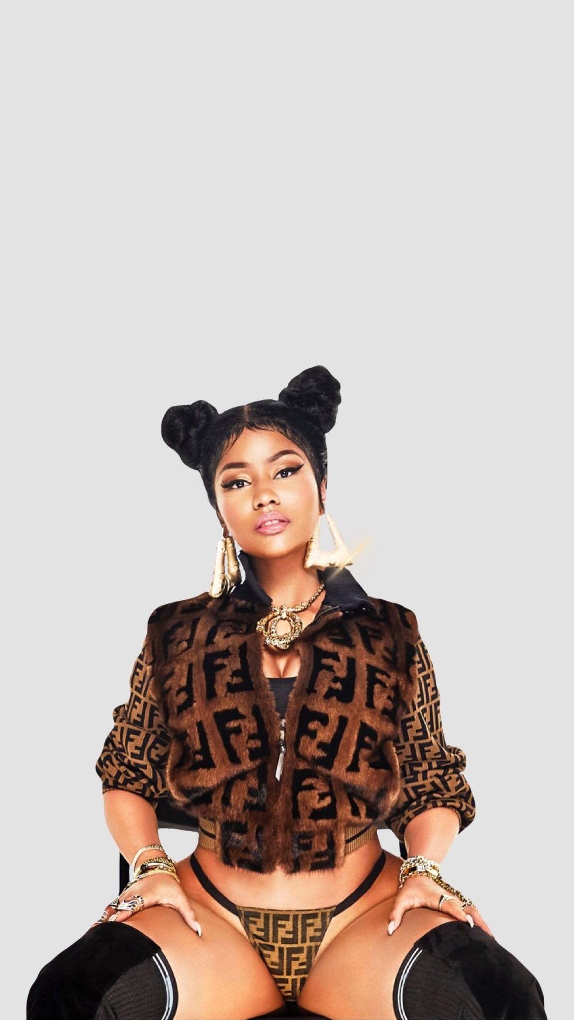 Nicki Minaj Hd Iphone Wallpapers Wallpaper Cave