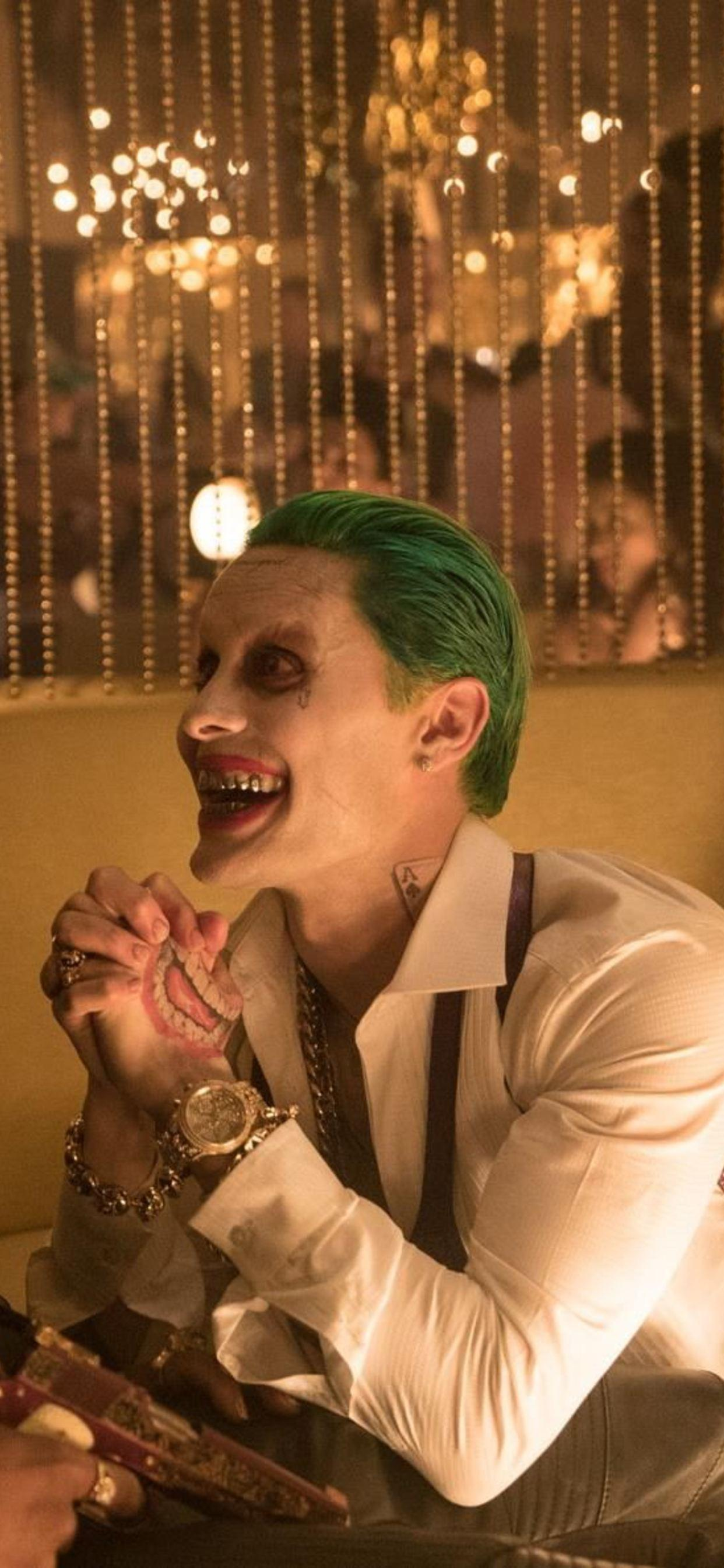 Suicide Squad Joker Iphone Wallpapers Wallpaper Cave