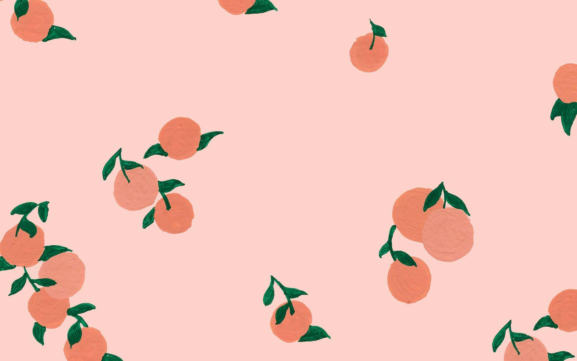 peach aesthetic computer wallpapers wallpaper cave peach aesthetic computer wallpapers