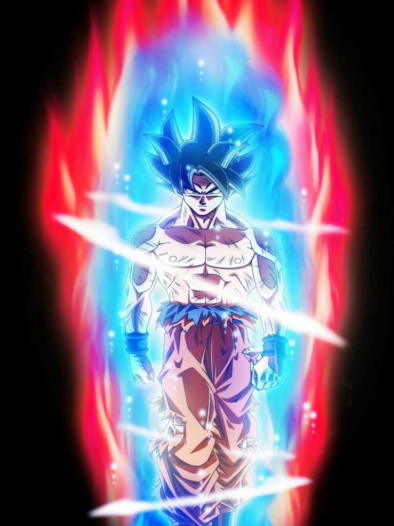 Goku Hd Android Wallpapers Wallpaper Cave