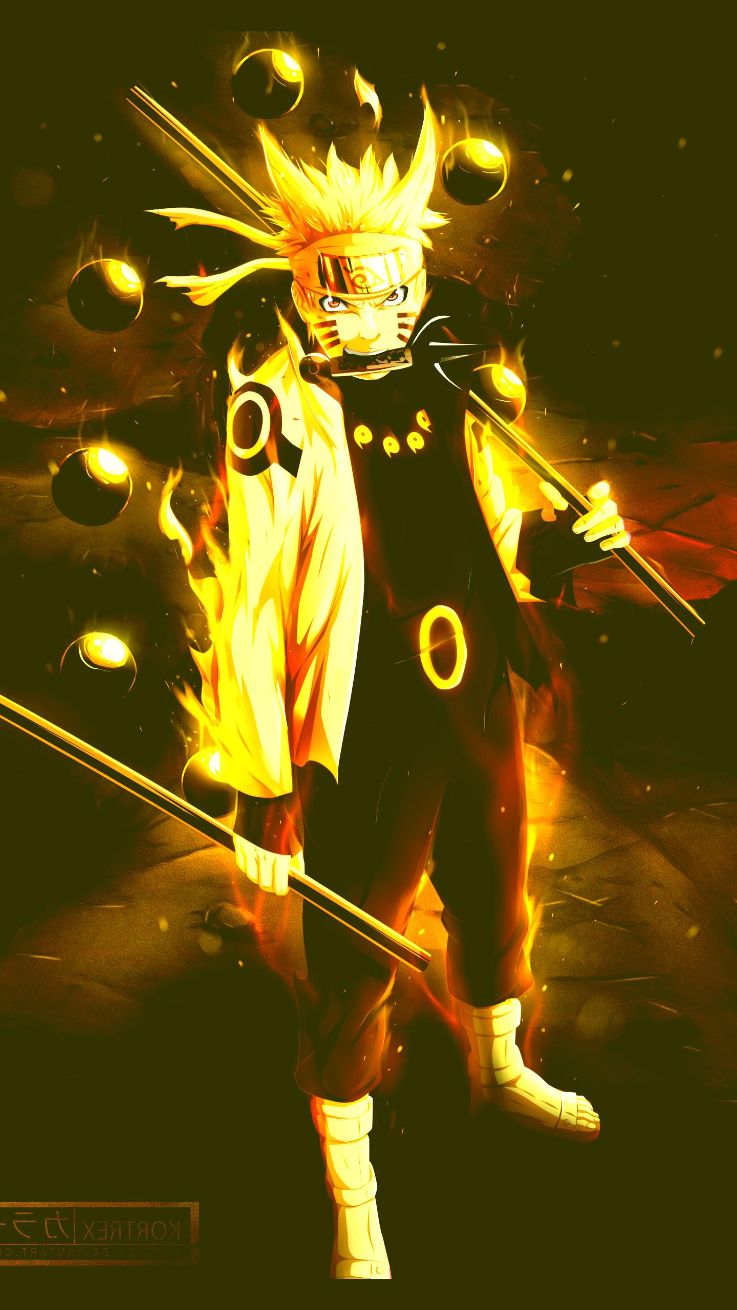 Supreme Naruto Iphone Wallpapers Wallpaper Cave