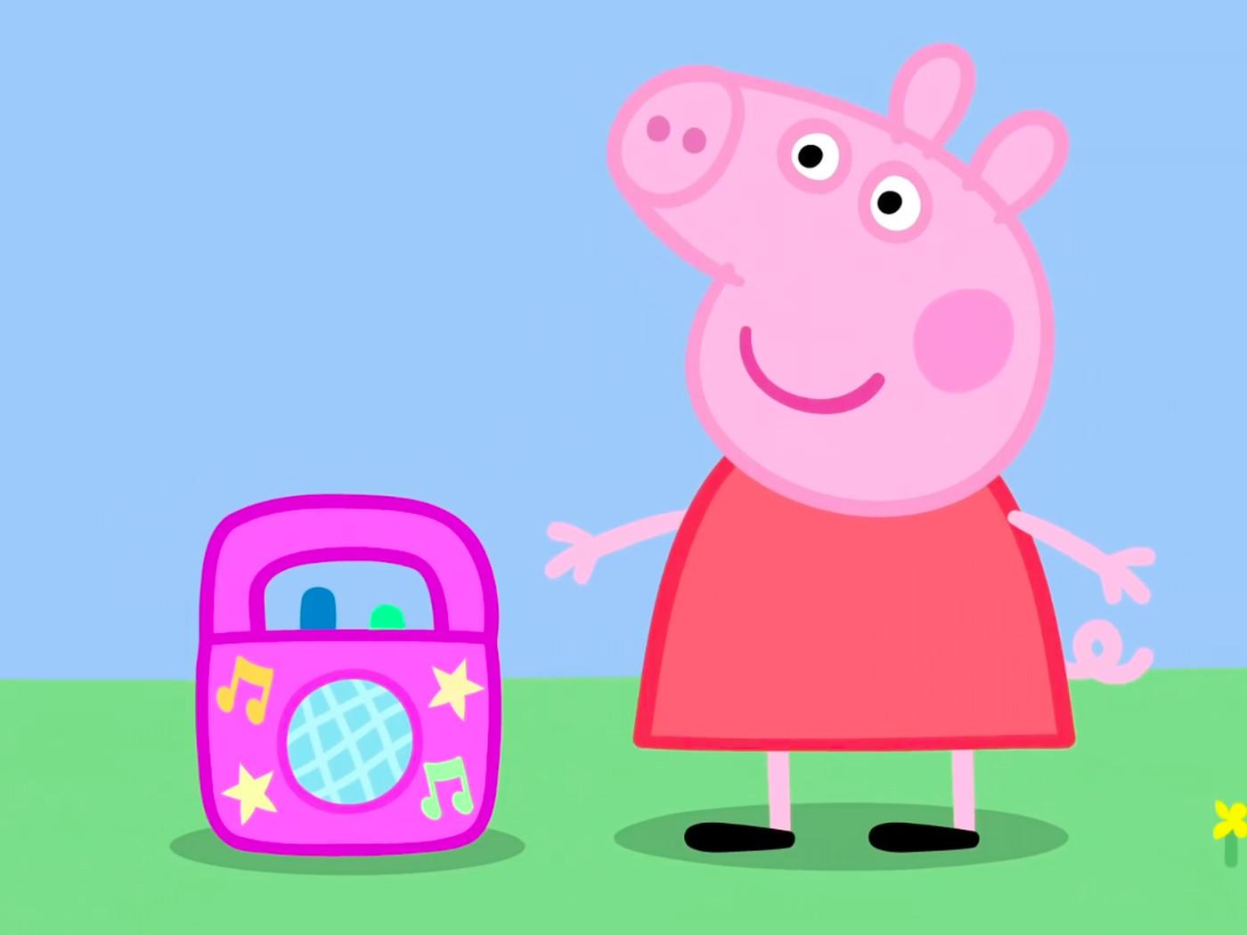 Peppa Pig is stan Twitter's newest pop star, meme, and gay