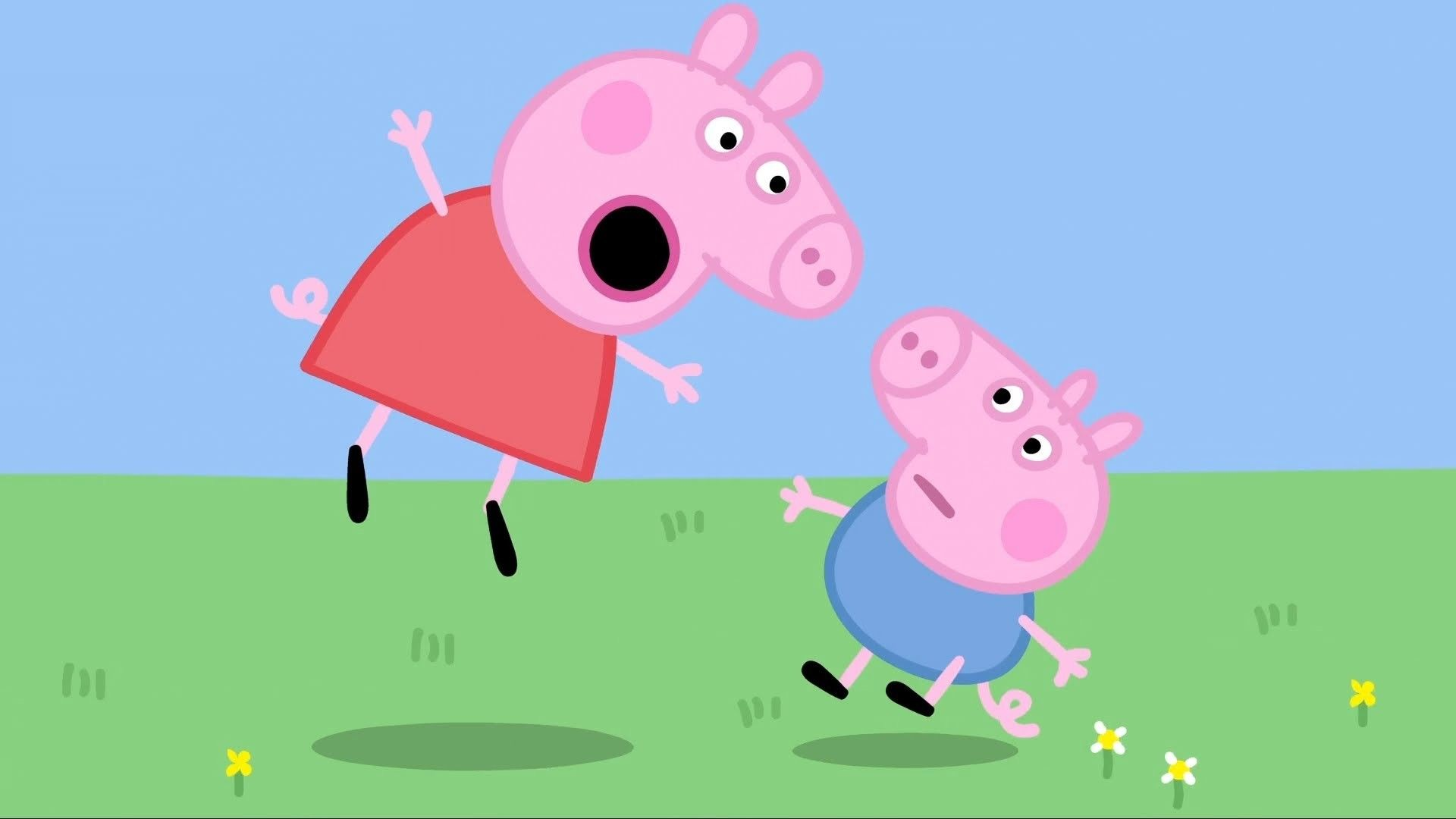 68+ Peppa Pig Wallpapers