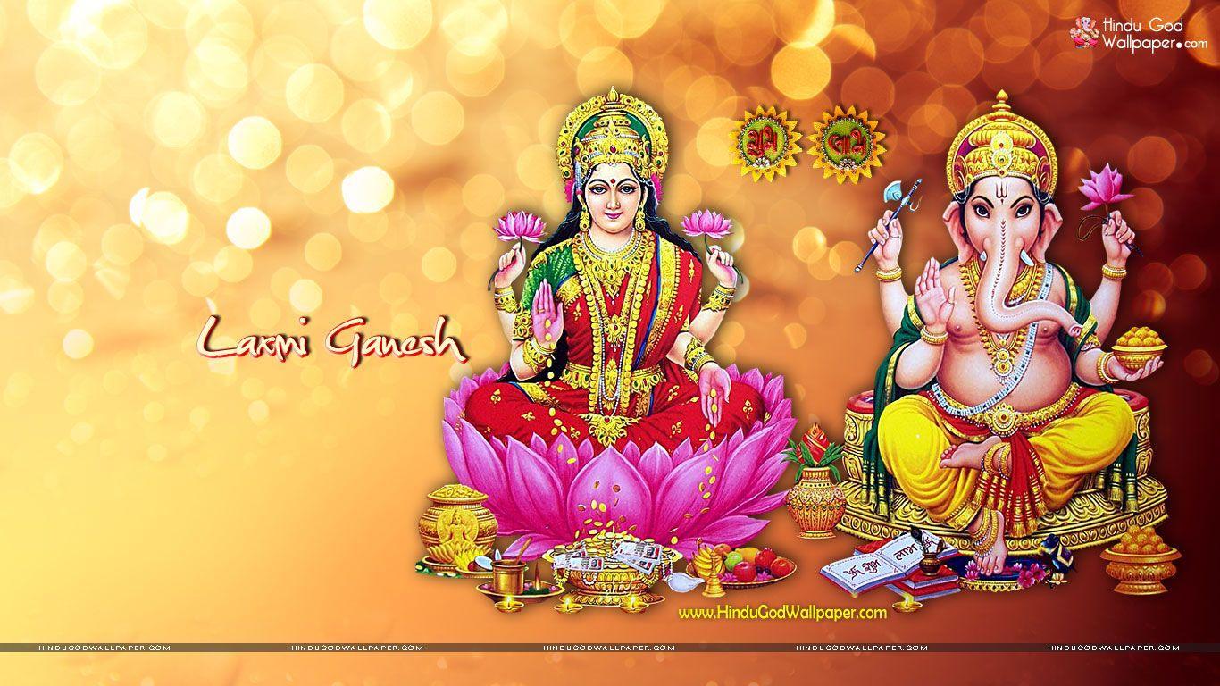 Lakshmi Ganesh Desktop Wallpapers Wallpaper Cave
