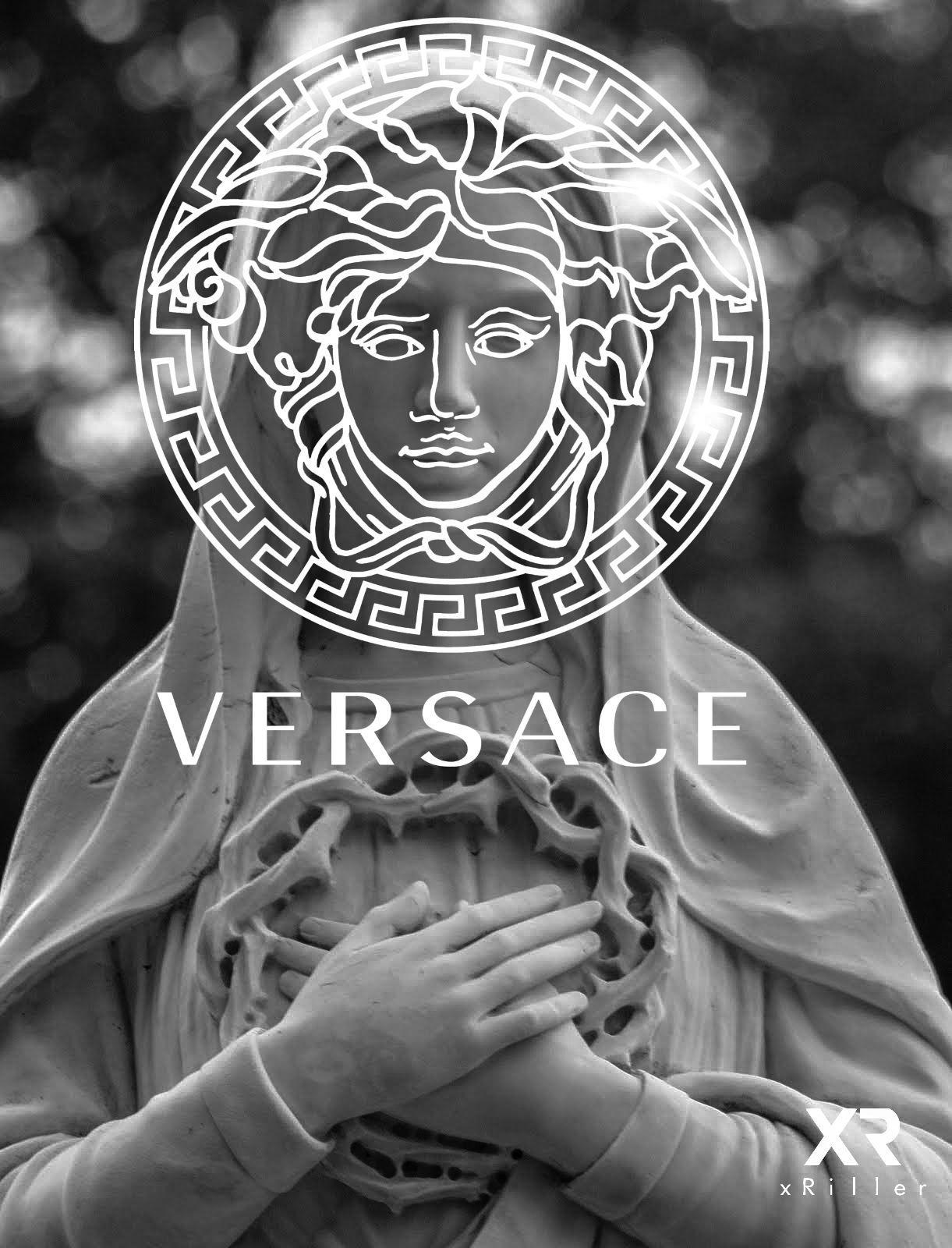 Versace Hd Iphone Wallpapers Wallpaper Cave