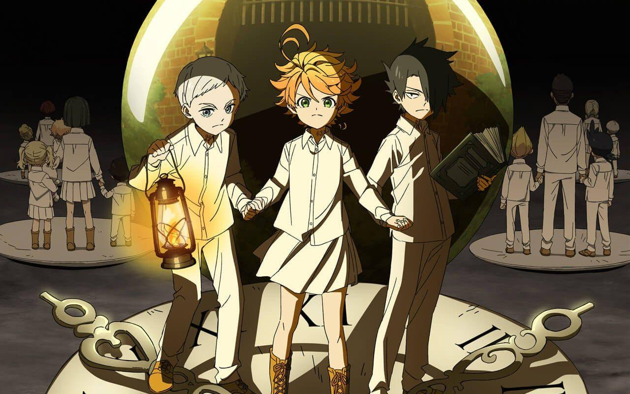Adapting The Promised Neverland From Manga To Anime
