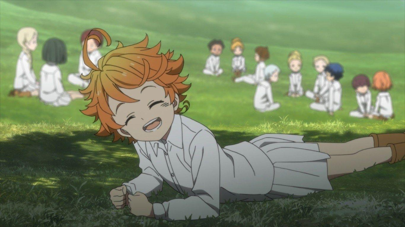 Emma The Promised Neverland Wallpapers