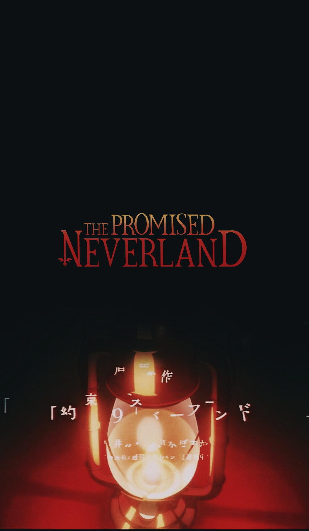 The Promised Neverland Iphone Wallpapers Wallpaper Cave