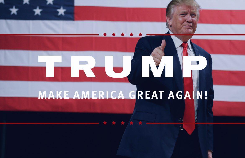 Donald Trump Computer Wallpapers - Wallpaper Cave