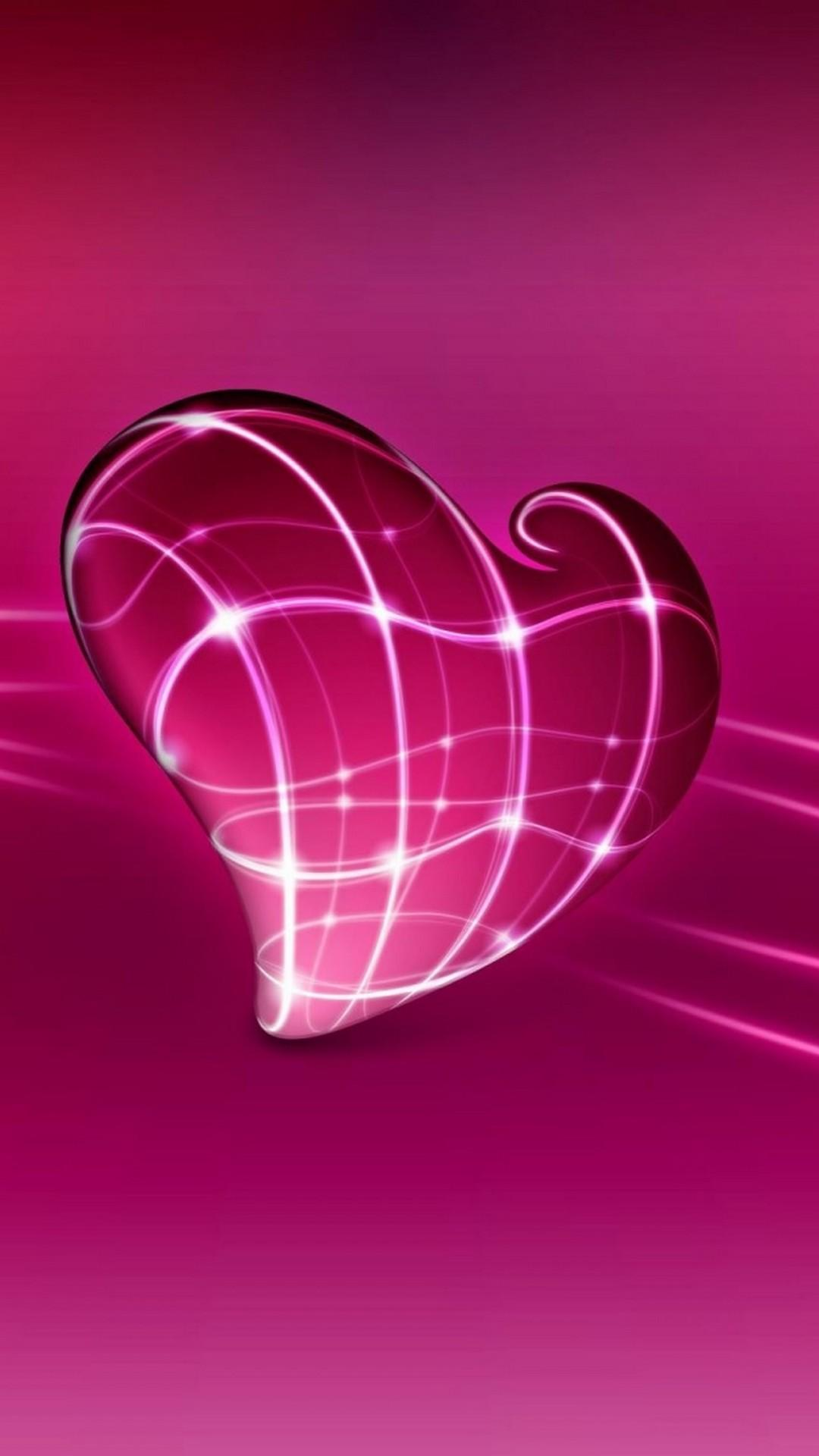 Colorful Heart Android Wallpapers - Wallpaper Cave