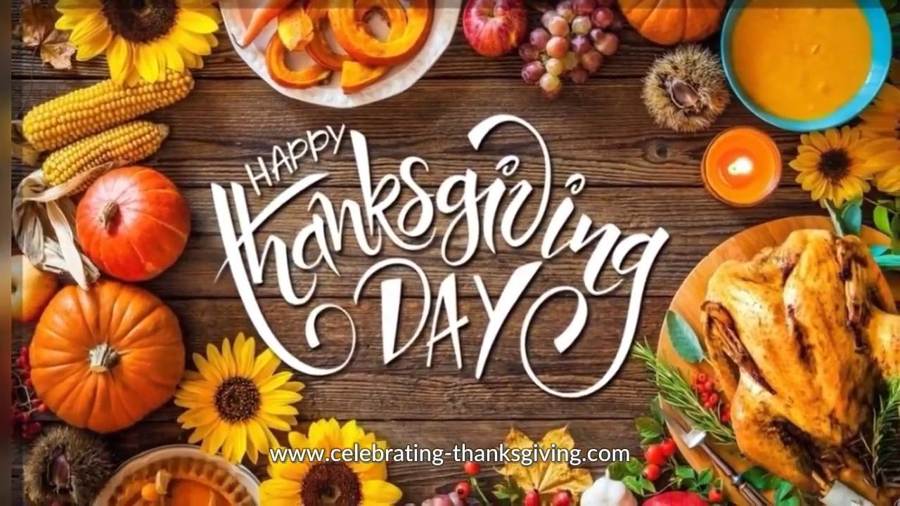 Happy Thanksgiving' Image, Quotes, Wishes Messages
