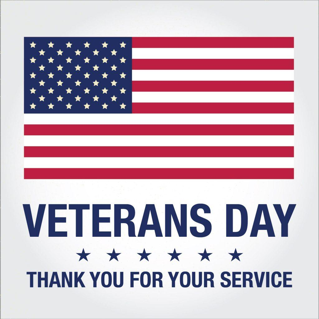 Free Happy Veterans Day Image 2019