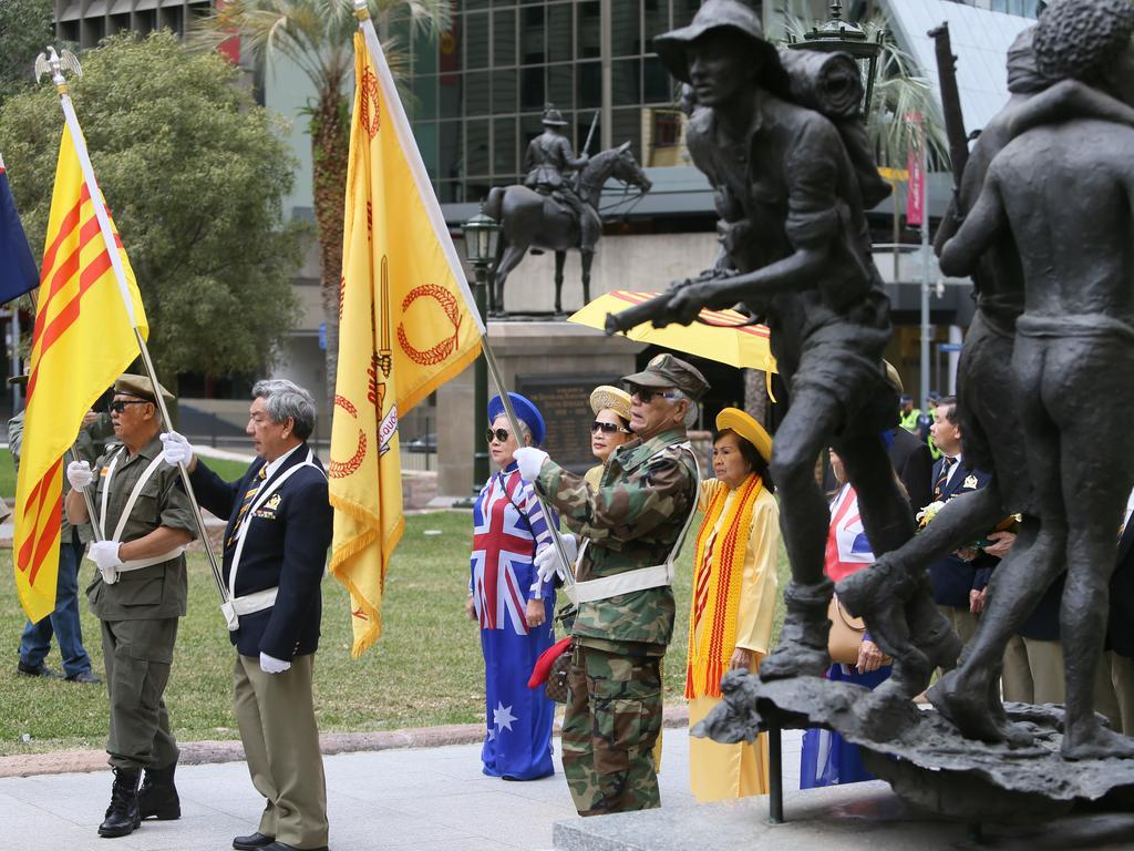 In pictures: Vietnam Veterans Day 2019