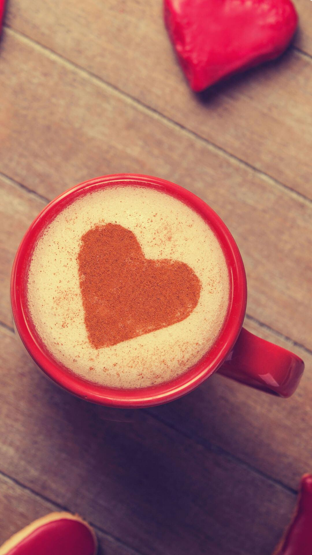 Coffee Love Wallpapers Wallpaper Cave