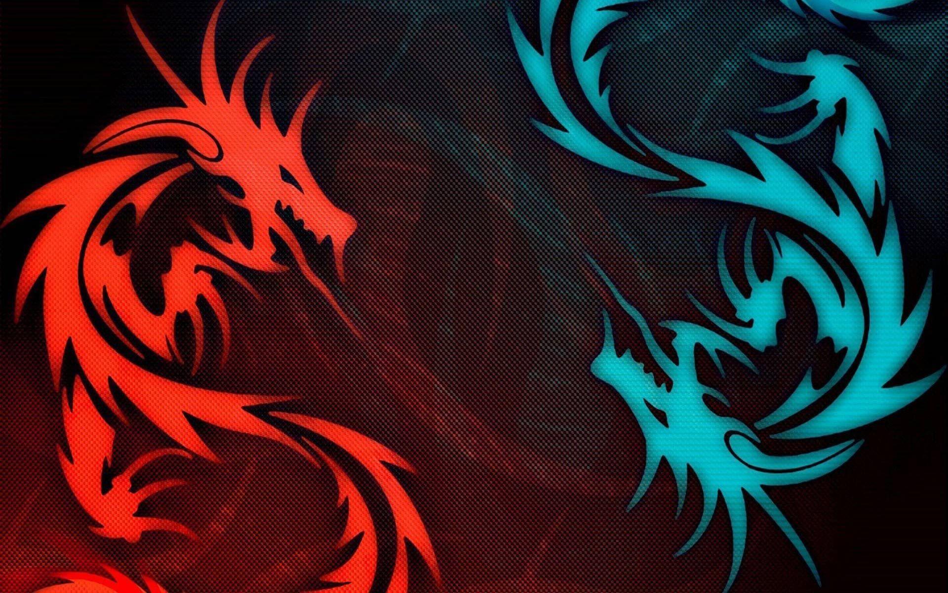 Computer Hd Dragon Wallpapers Wallpaper Cave