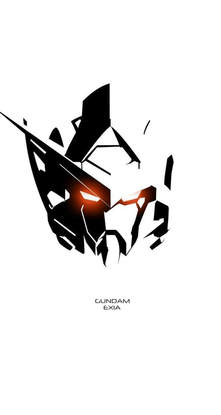 Gundam Logo Iphone Wallpapers Wallpaper Cave