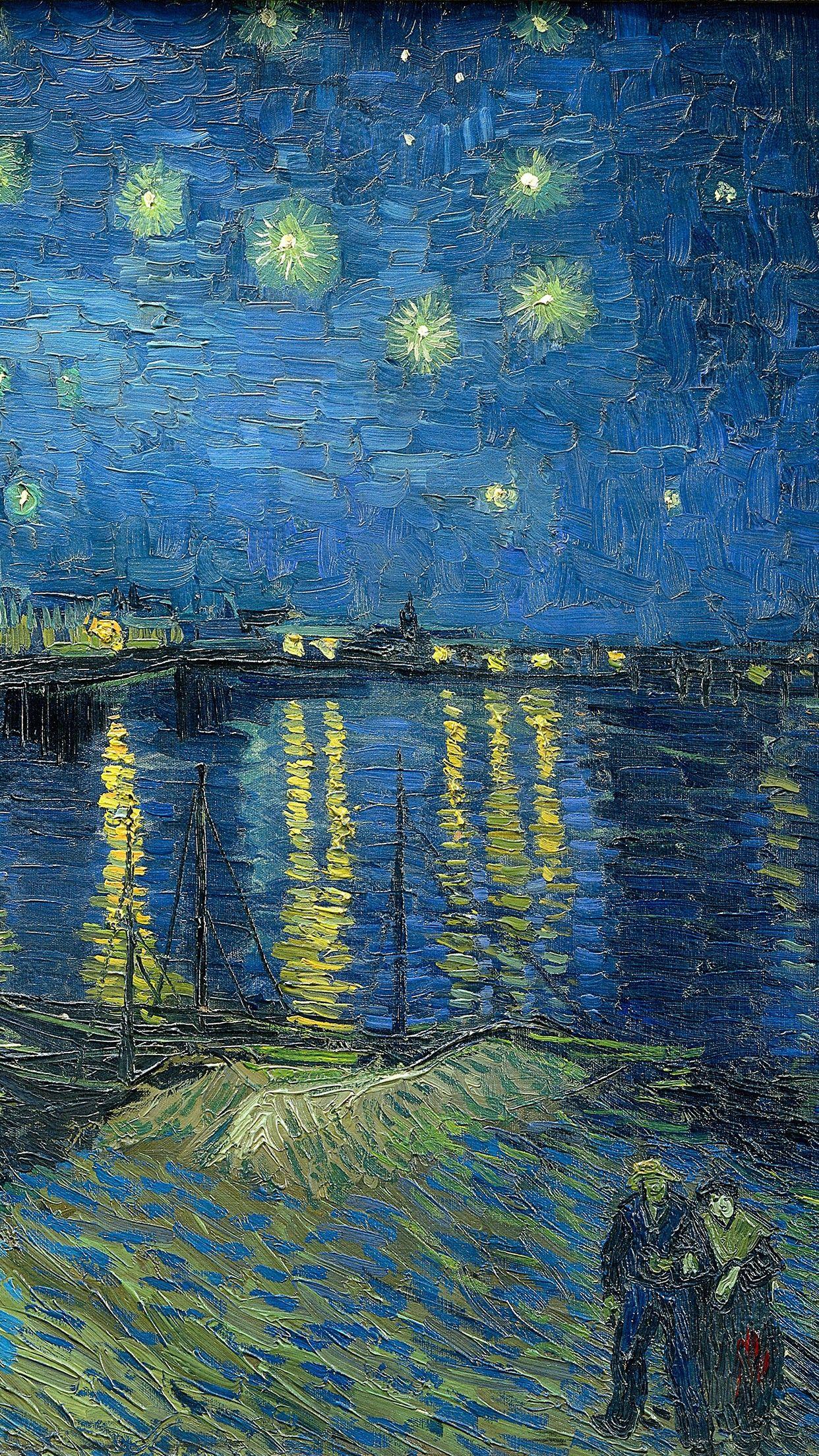 Van Gogh Mobile Wallpapers - Wallpaper Cave