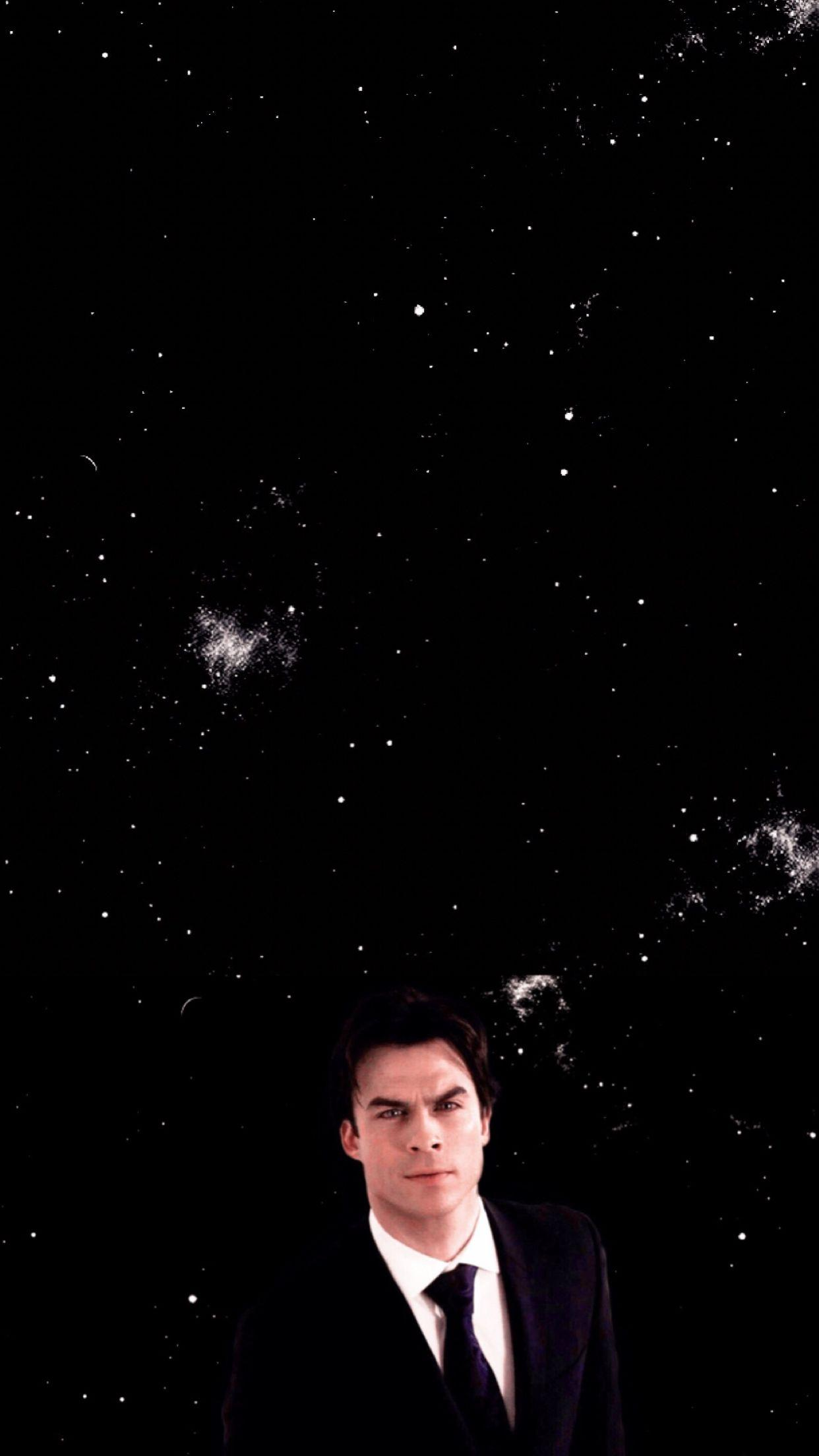Damon Salvatore Tumblr Wallpapers Wallpaper Cave