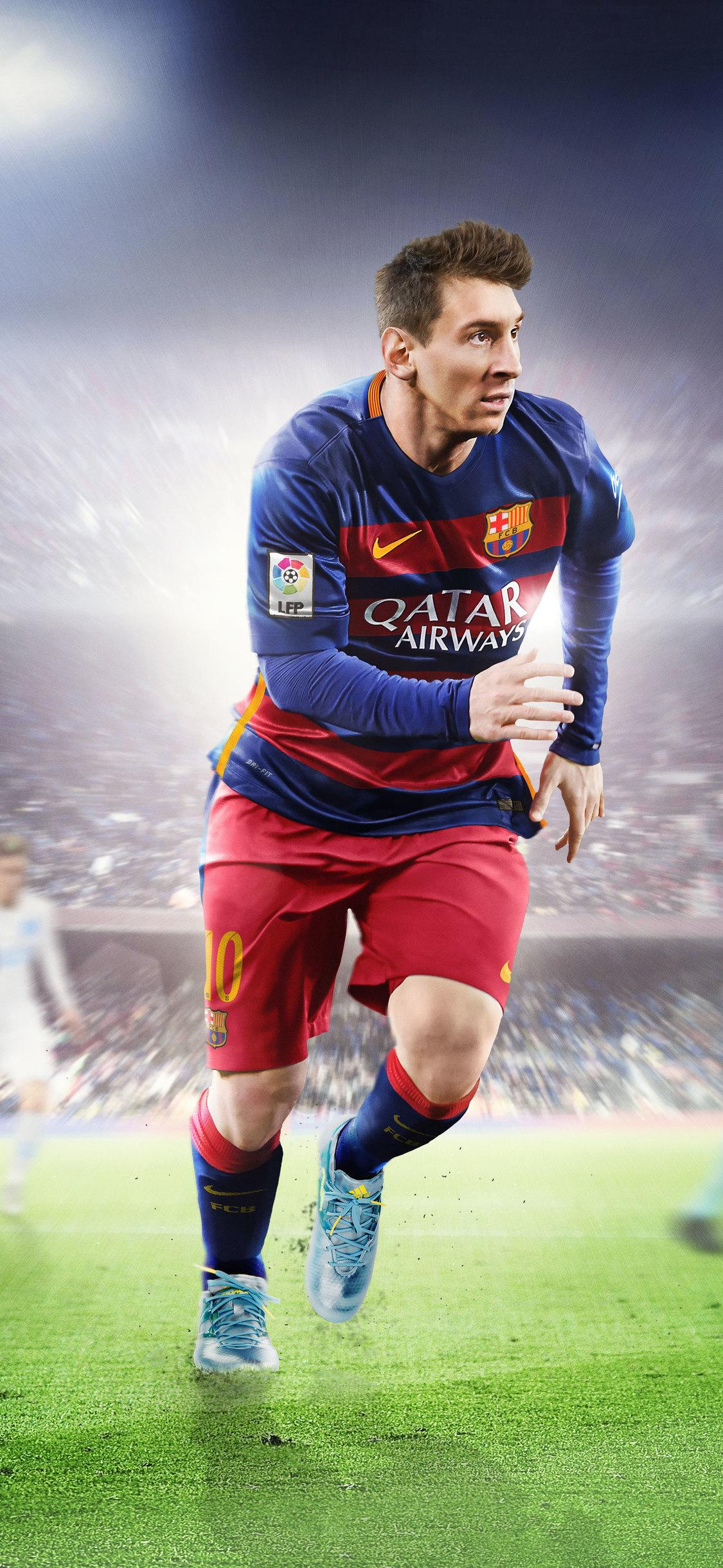 Messi Ultra Hd Iphone Wallpapers Wallpaper Cave