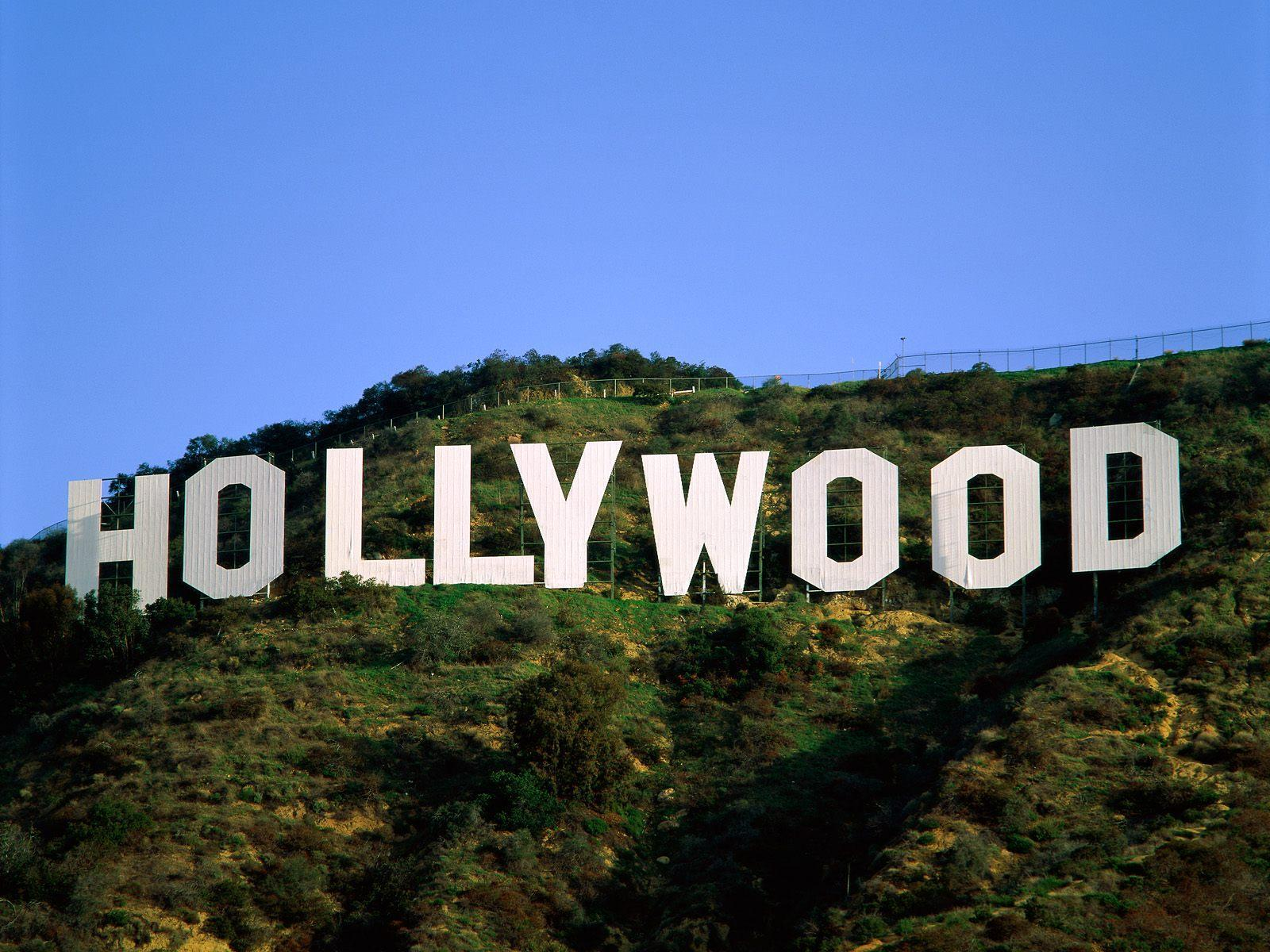 Hollywood Desktop Wallpapers Wallpaper Cave