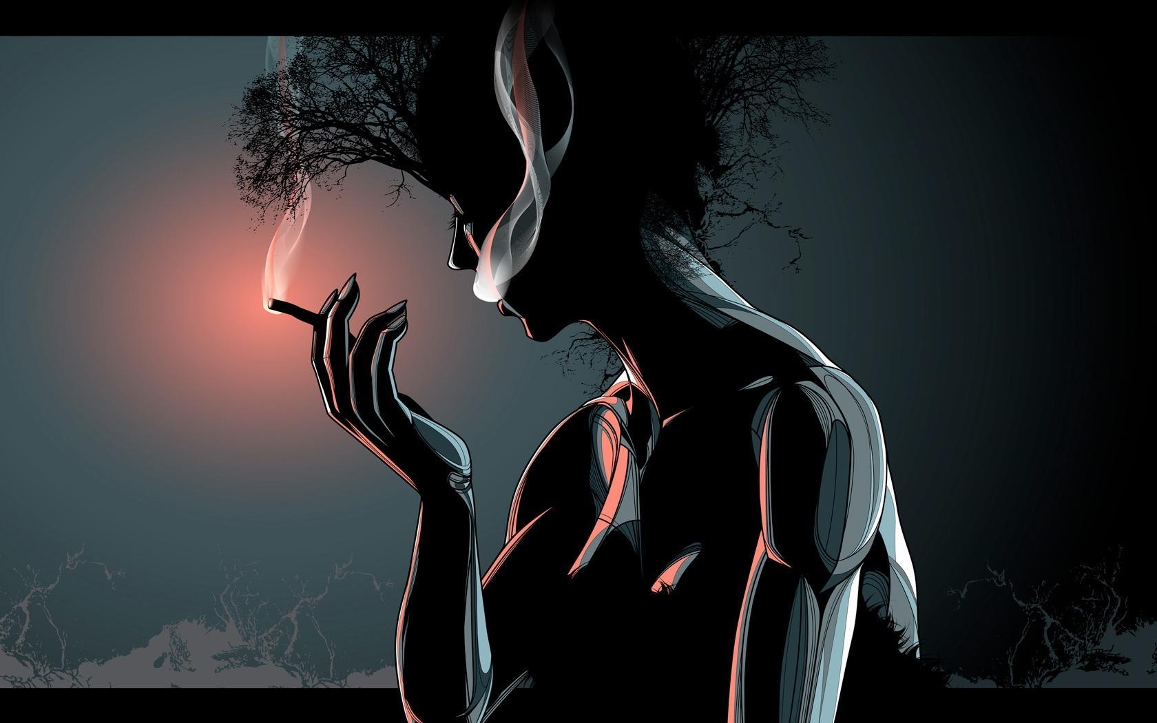 Anime Smoking