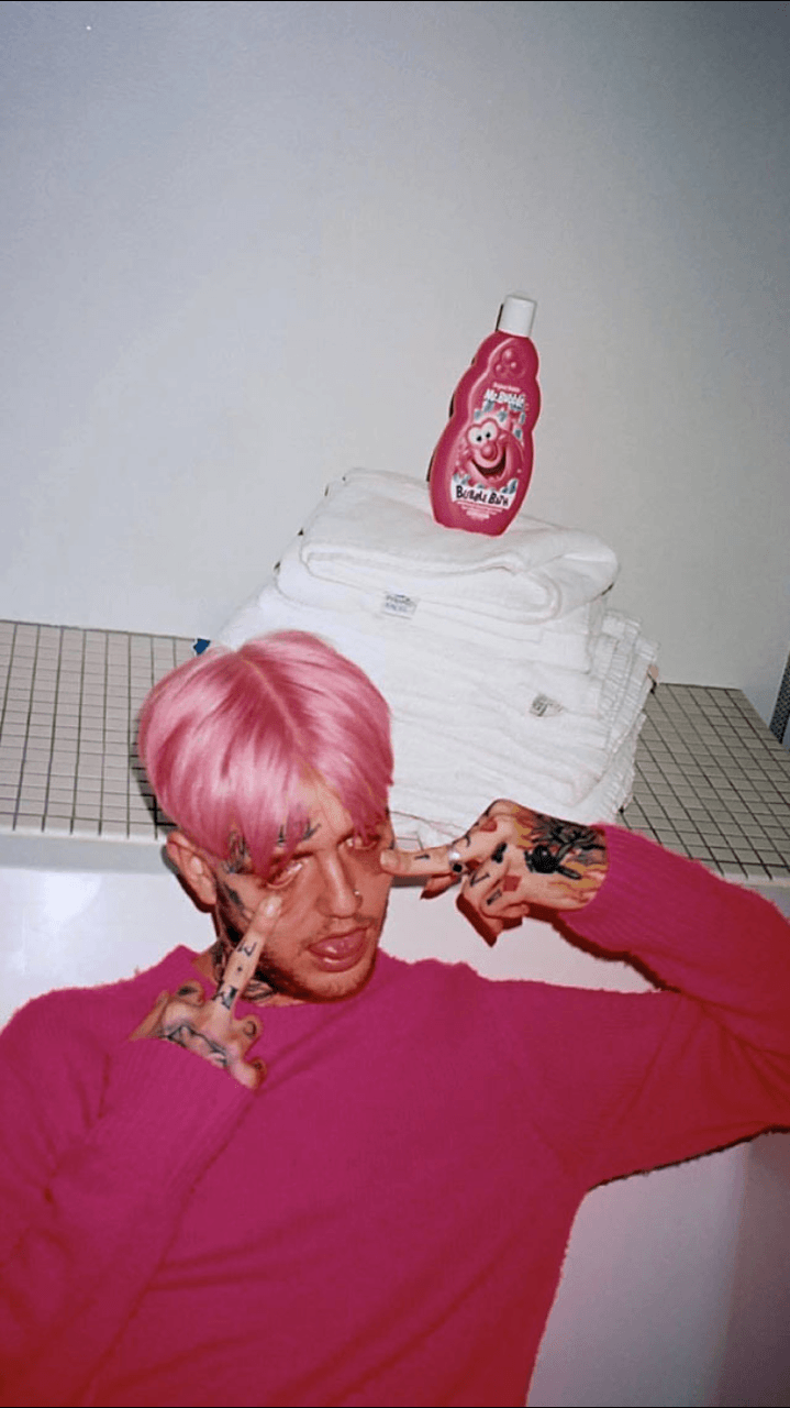 Lil Peep Aesthetic Wallpapers Wallpaper Cave