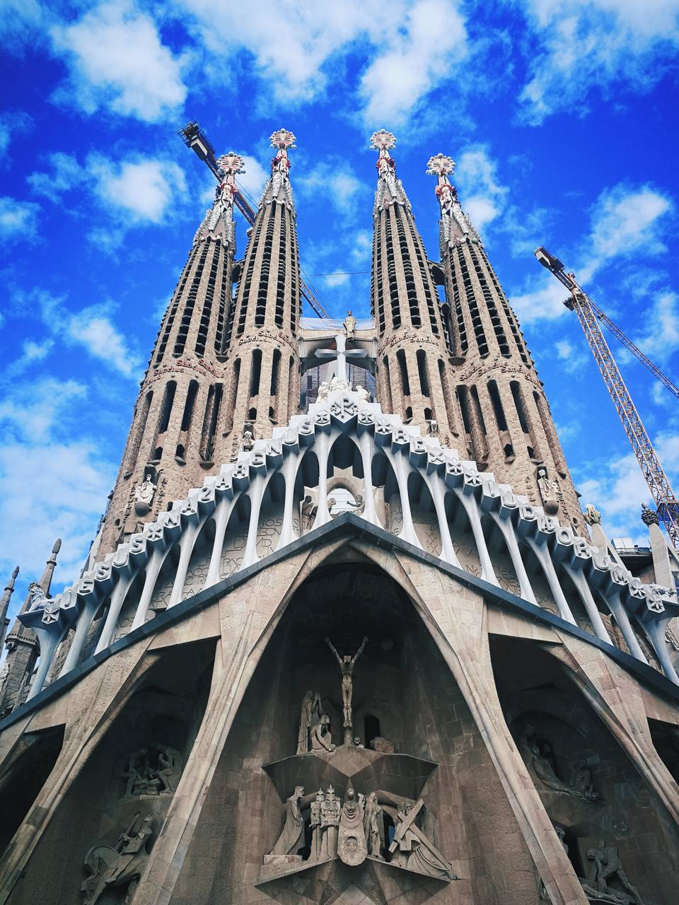 Sagrada Familia Phone Wallpapers Wallpaper Cave