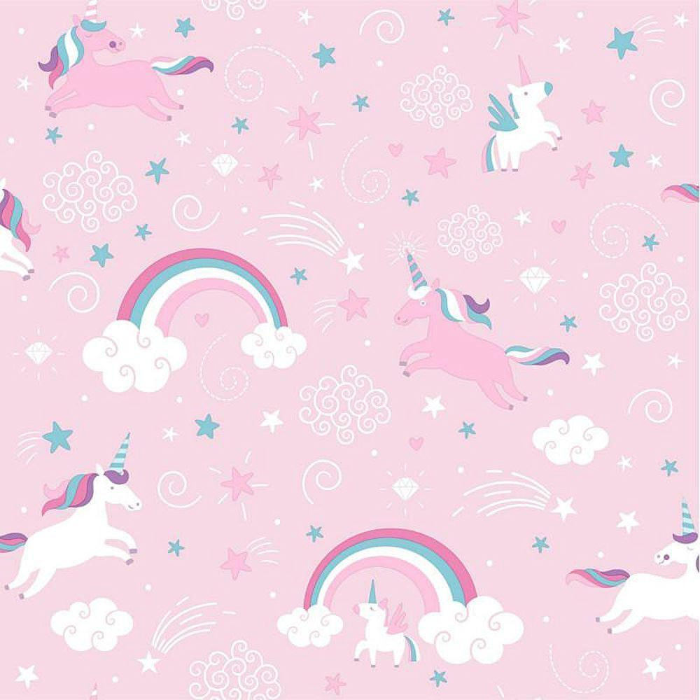 Girl And Unicorn Wallpapers Wallpaper Cave