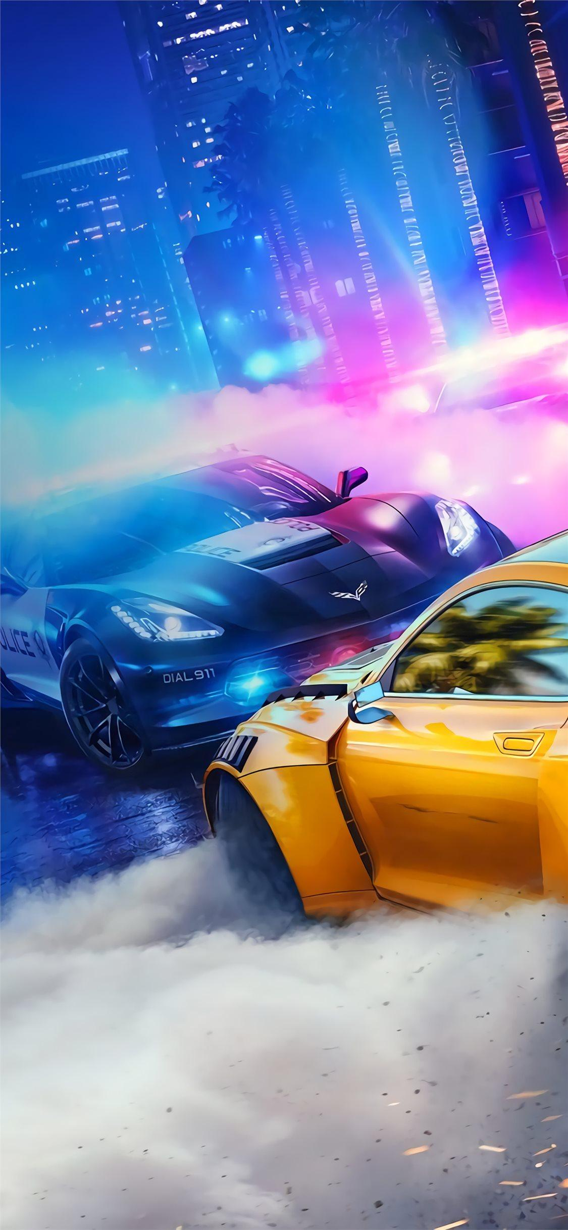 Need For Speed Heat Iphone 6 Wallpapers Wallpaper Cave
