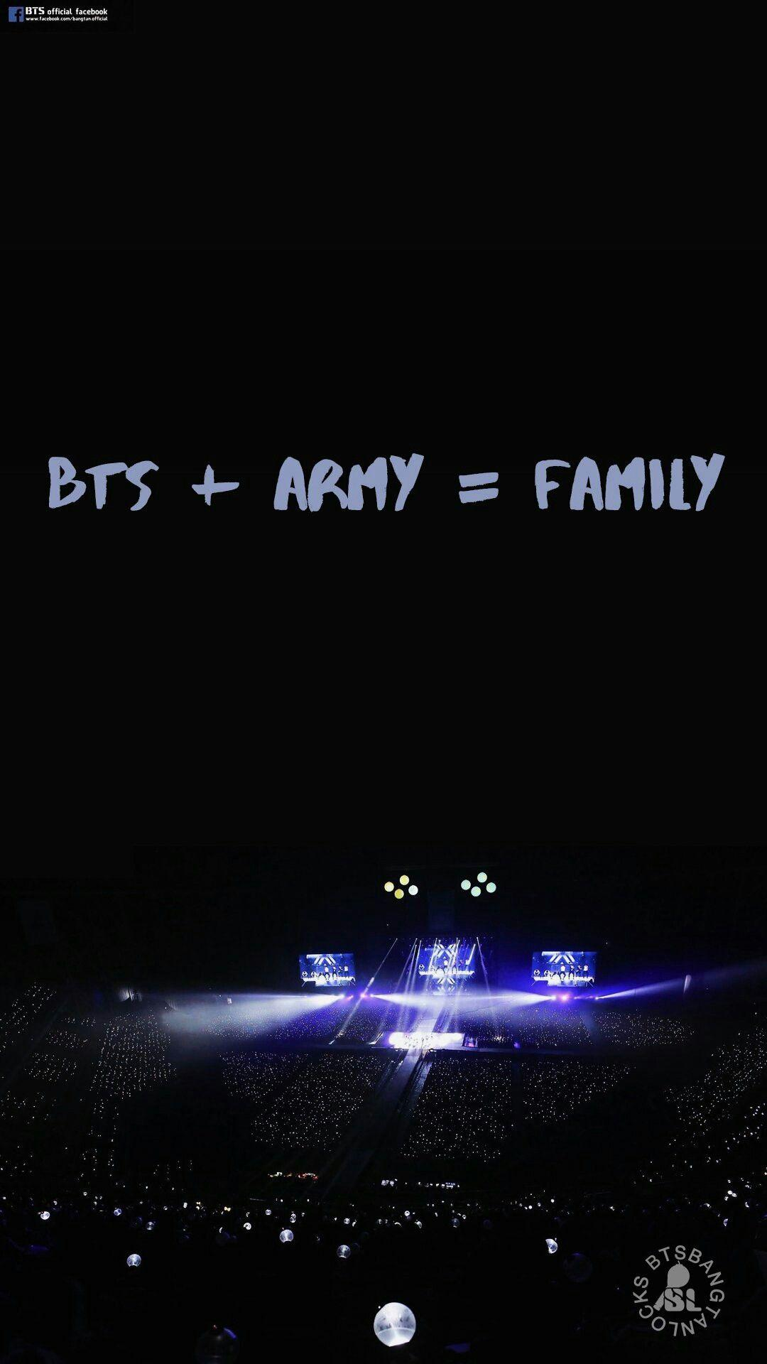 Bts And Army Logo Phone Wallpapers - Wallpaper Cave