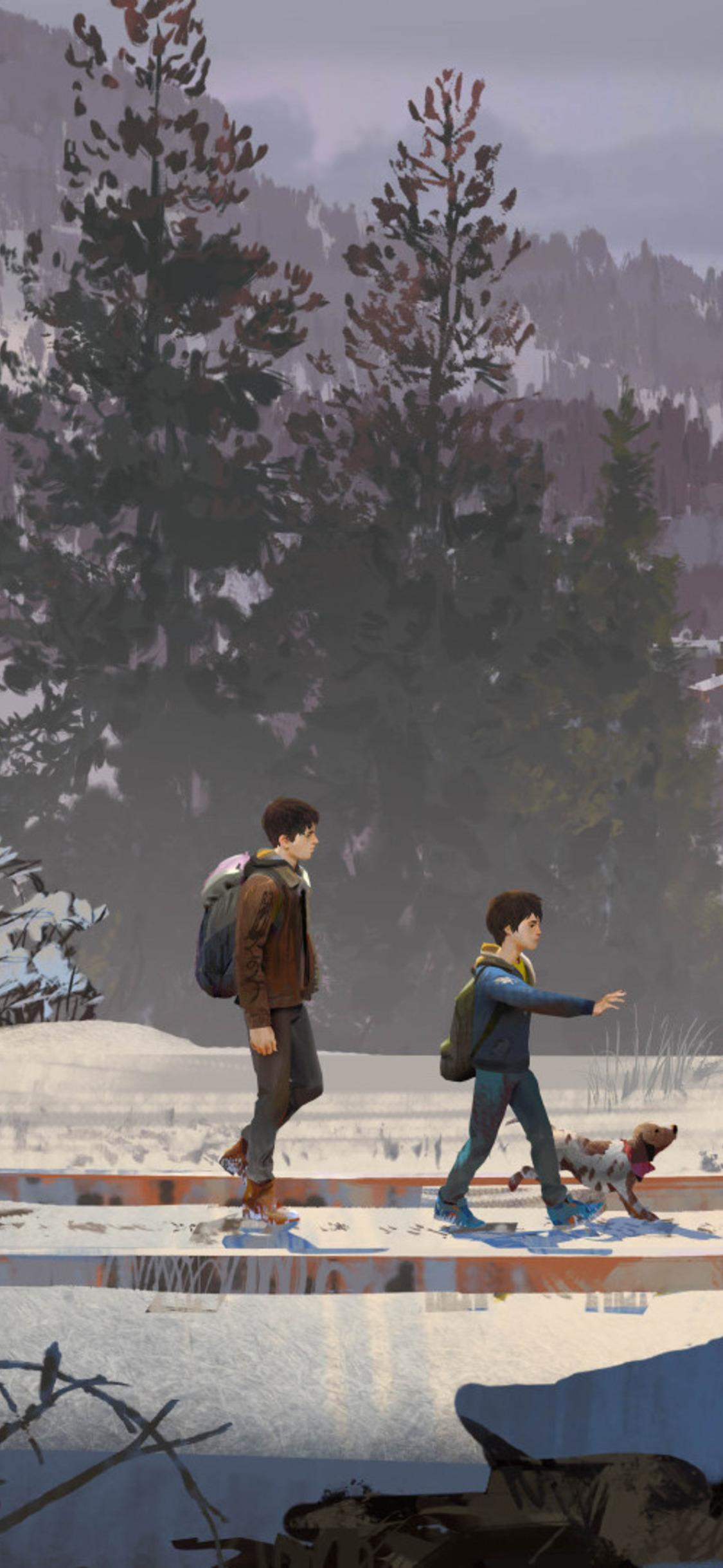 Life Is Strange Android Wallpapers Wallpaper Cave