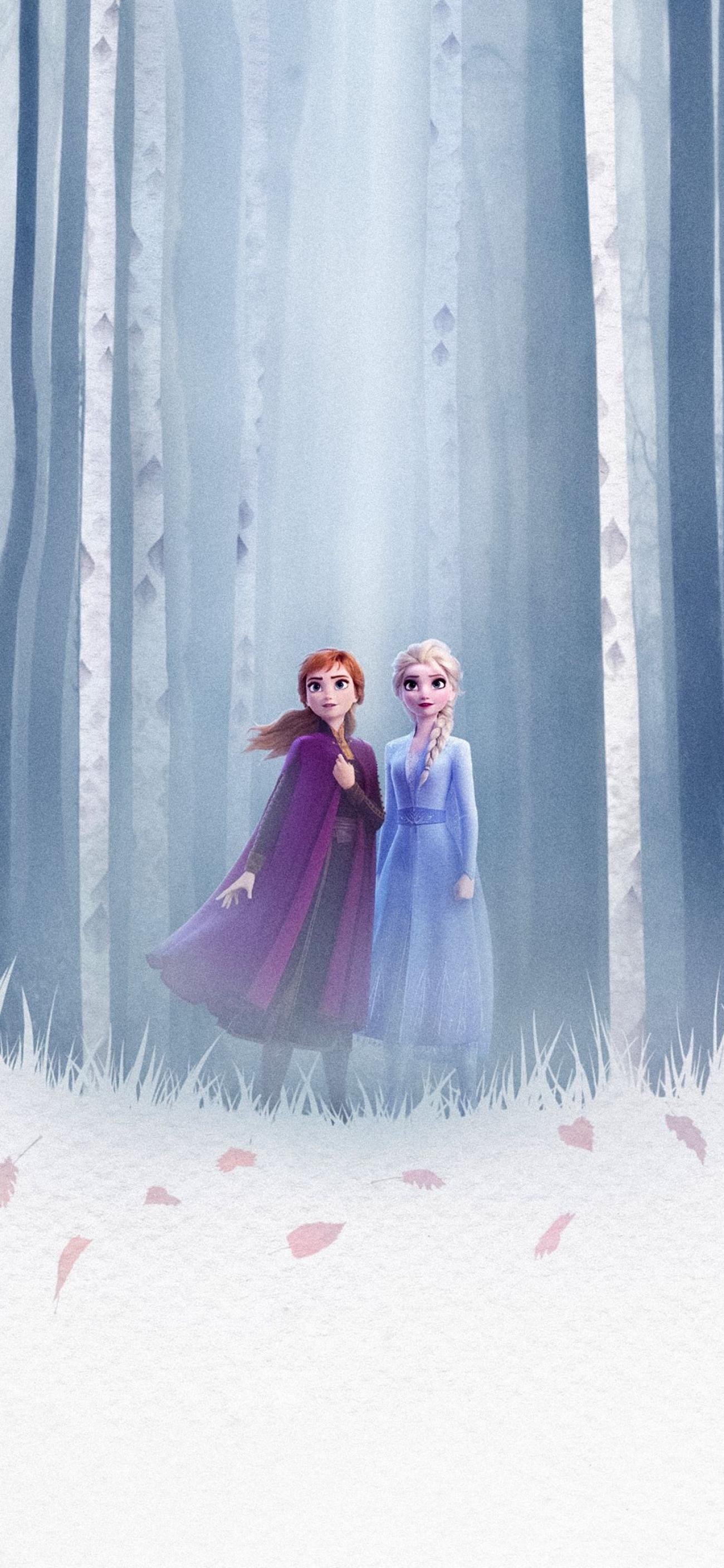 Frozen 2 Elsa iPhone Wallpapers - Wallpaper Cave