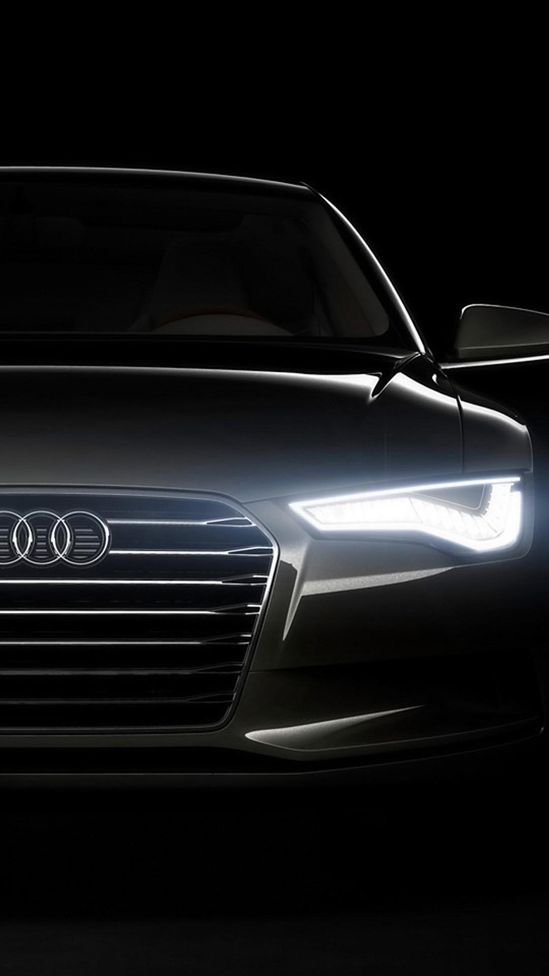 Audi Logo Hd Iphone Wallpapers Wallpaper Cave
