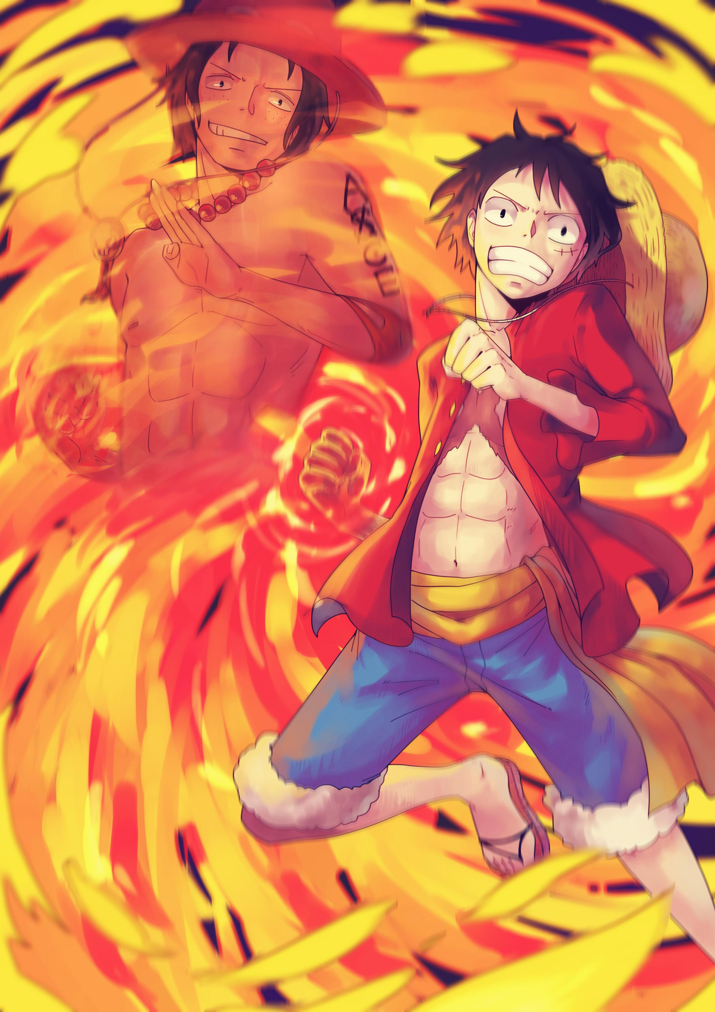 Monkey D Luffy Iphone Wallpapers Wallpaper Cave