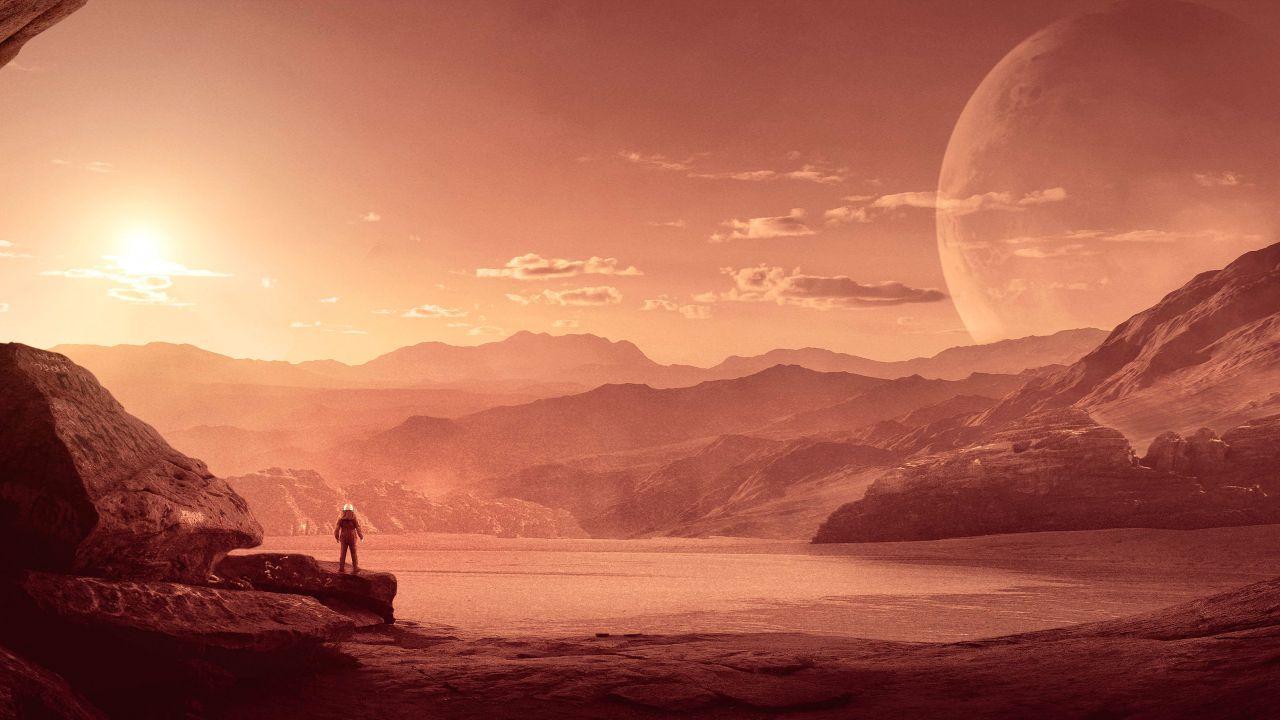 Sci-fi Landscape 4k Wallpapers - Wallpaper Cave