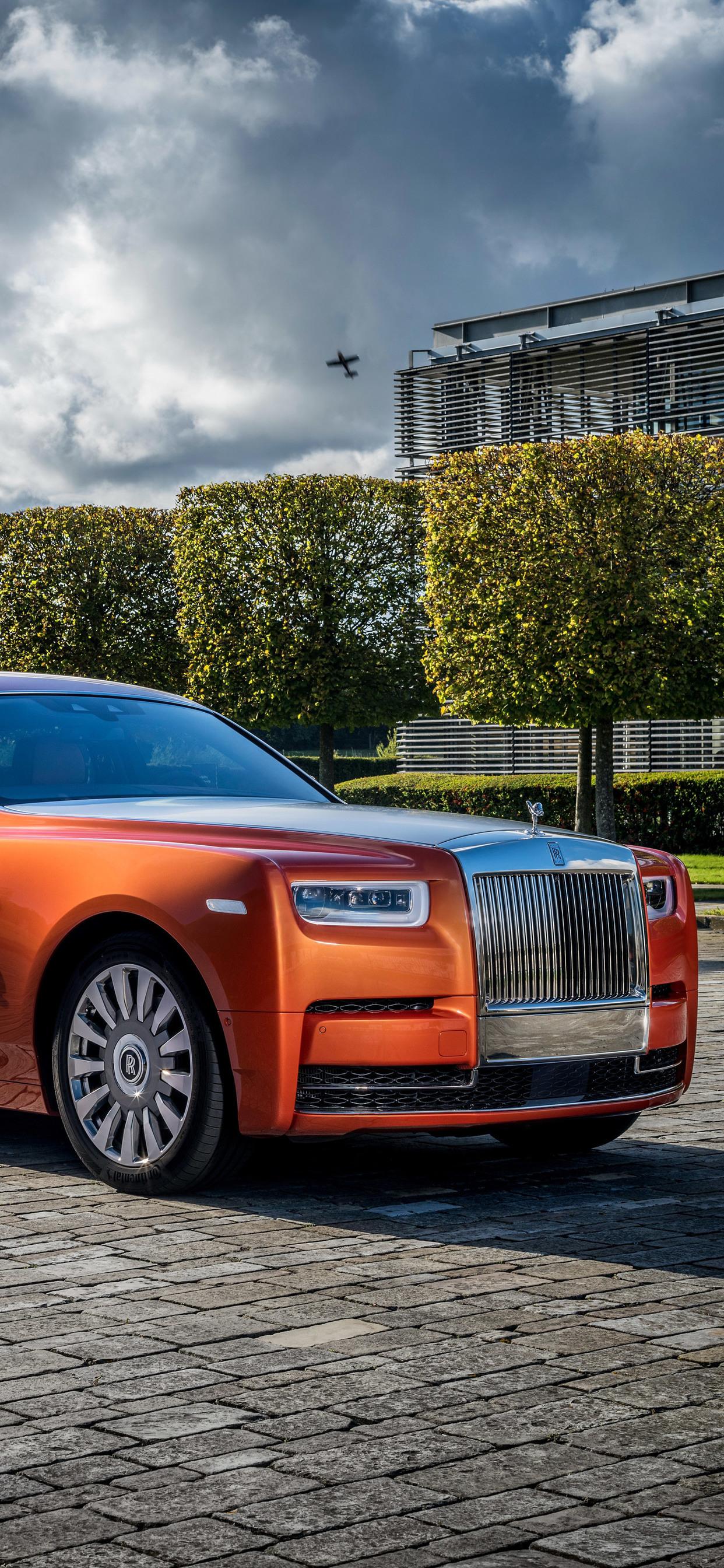 Rolls Royce Car Iphone Wallpapers Wallpaper Cave