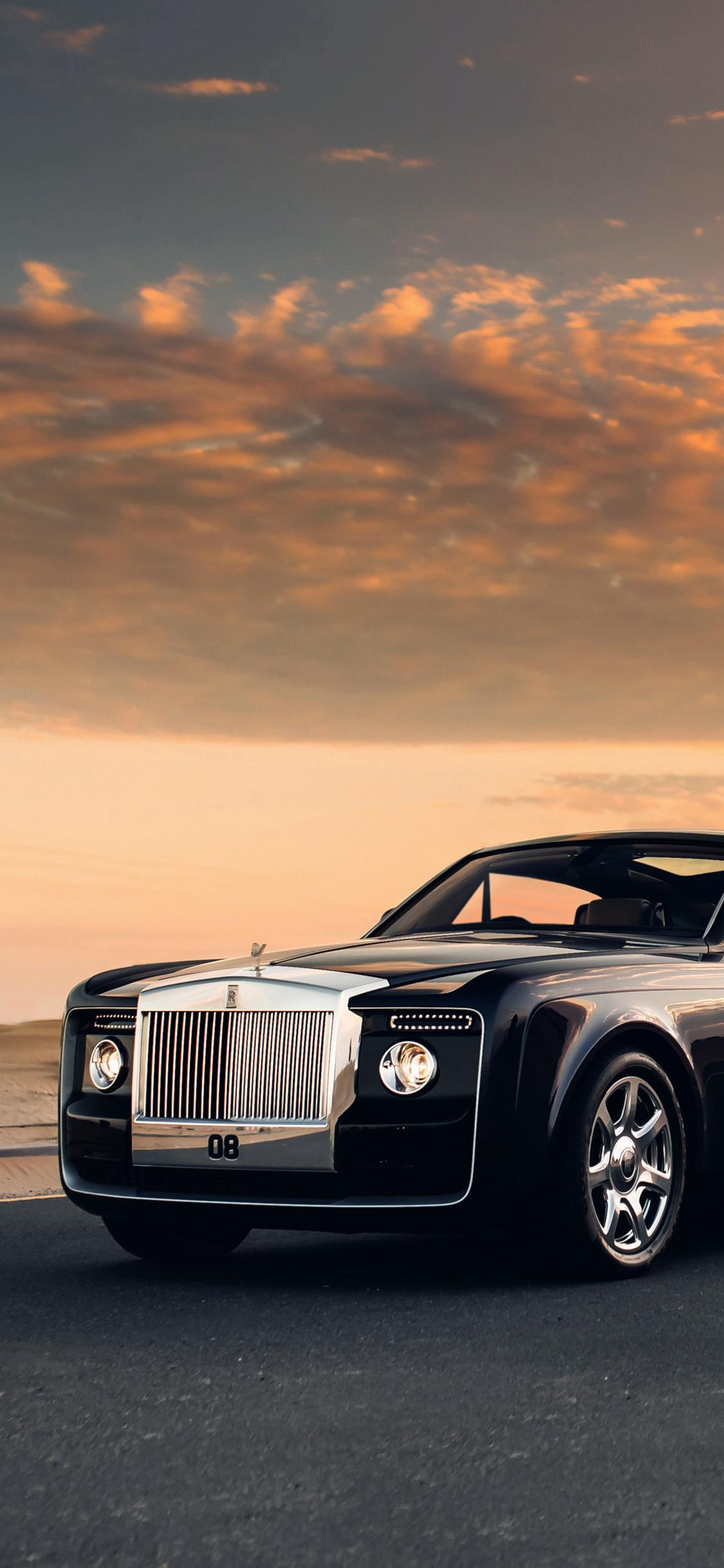 Rolls Royce Car Iphone Wallpapers Wallpaper Cave