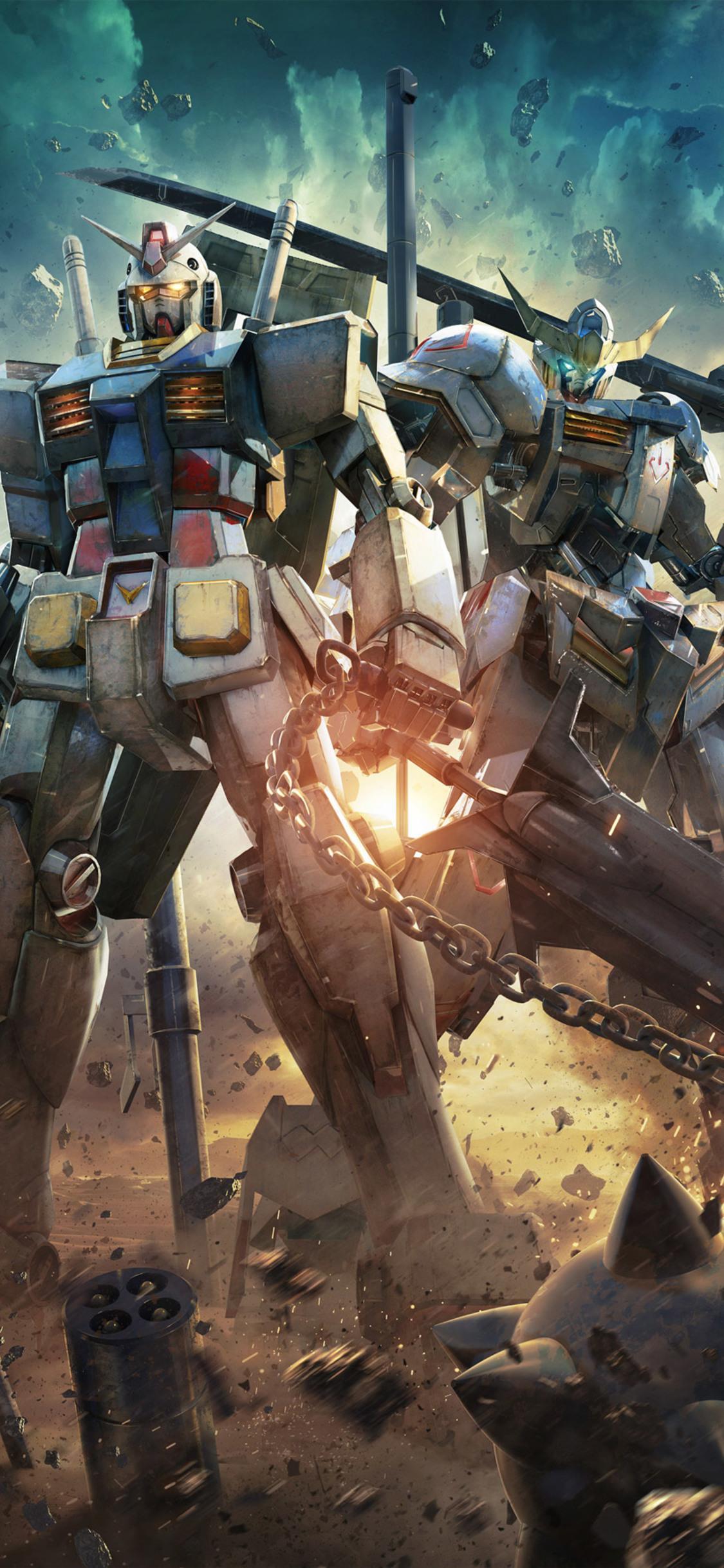 Gundam iPhone HD Wallpapers - Wallpaper Cave
