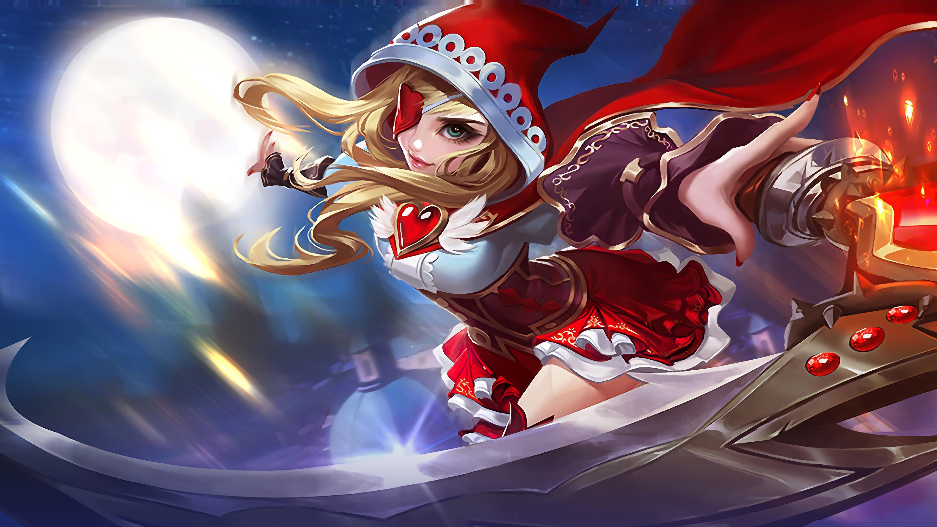 Ruby Mobile Legend Wallpapers - Wallpaper Cave