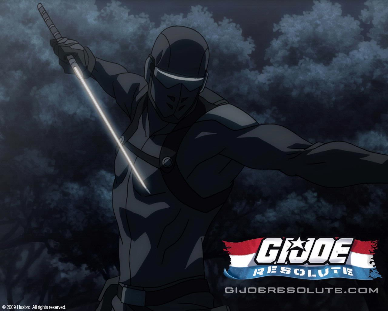 G.I Joe Resolute Widescreen