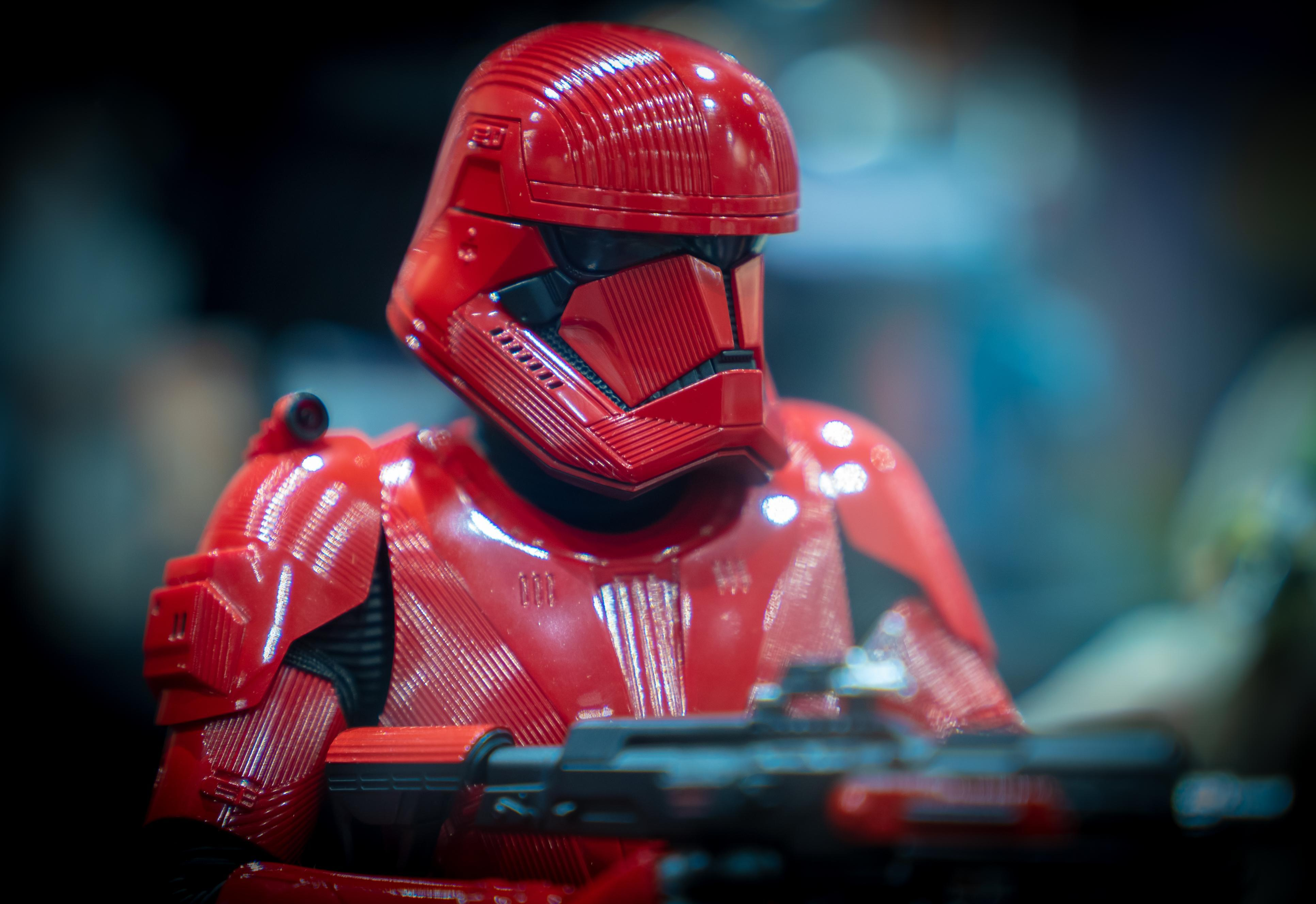 Star Wars The Rise Of Skywalker Sith Trooper Wallpapers Wallpaper Cave