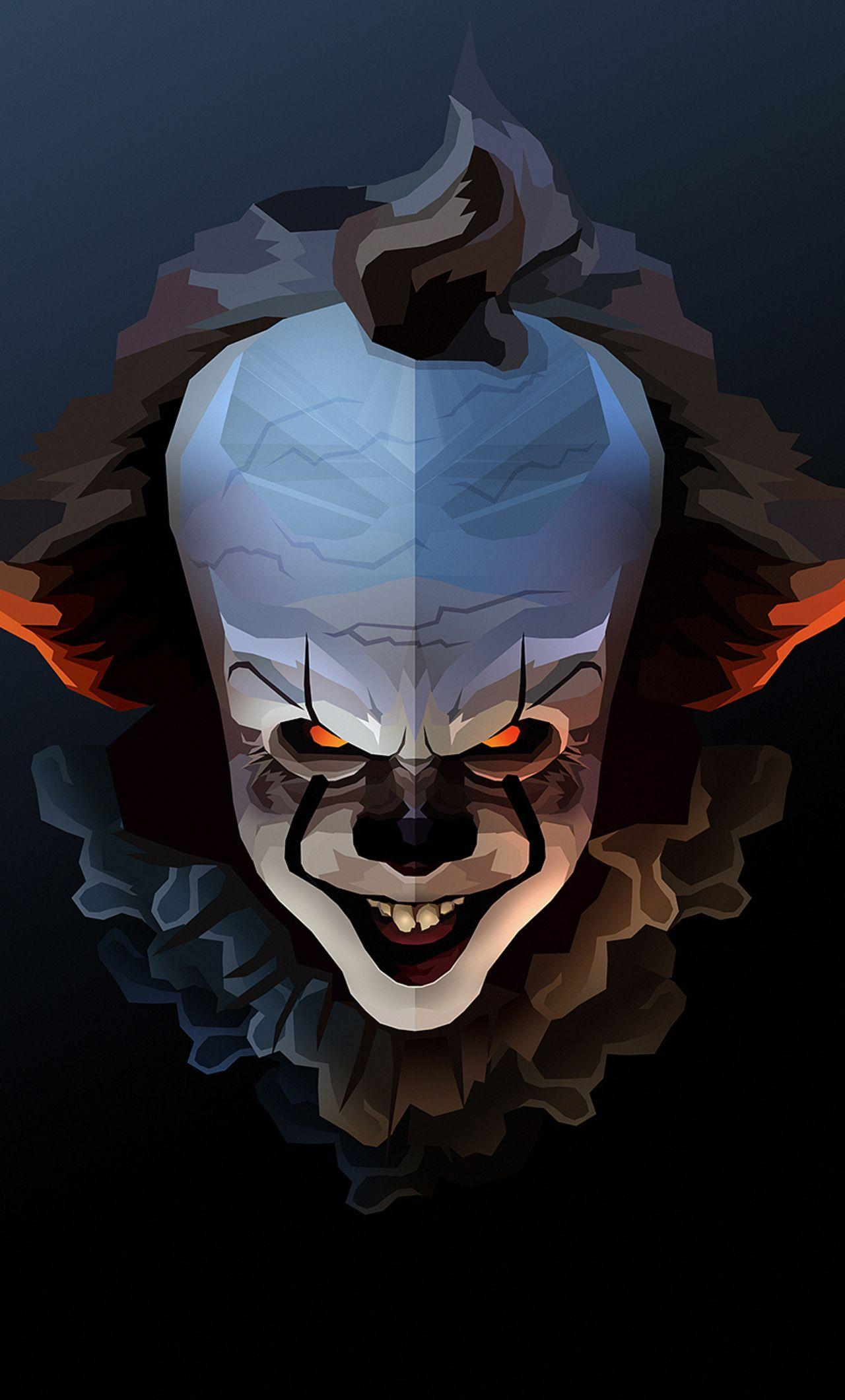 Anime Pennywise Hd Wallpapers - Wallpaper Cave
