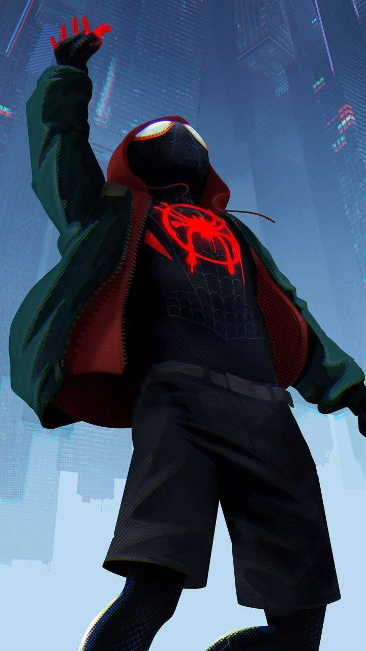 Miles Morales Android Wallpapers Wallpaper Cave Miles morales track suit 4k. miles morales android wallpapers