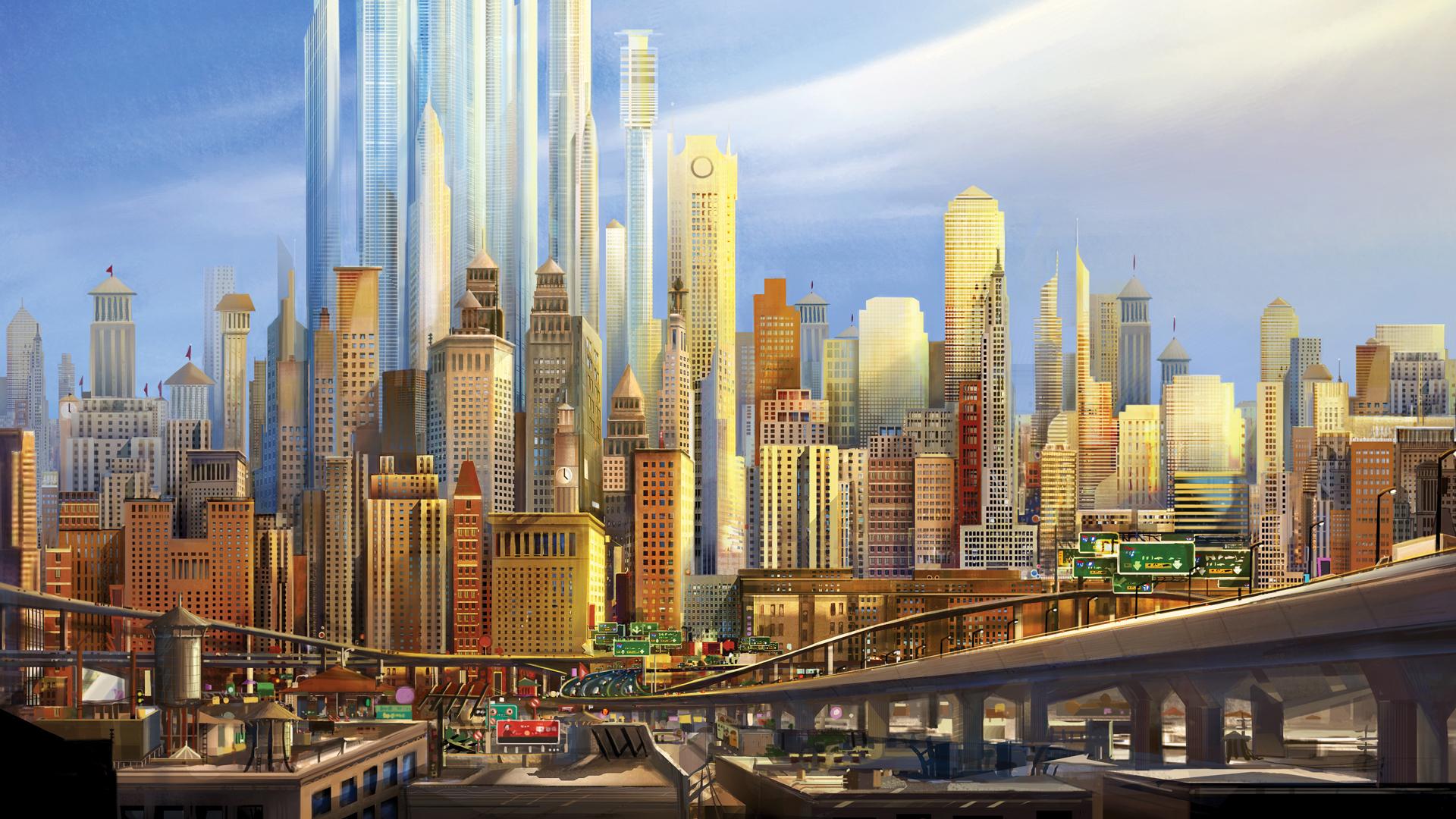 Картинки из игры мегаполиса
