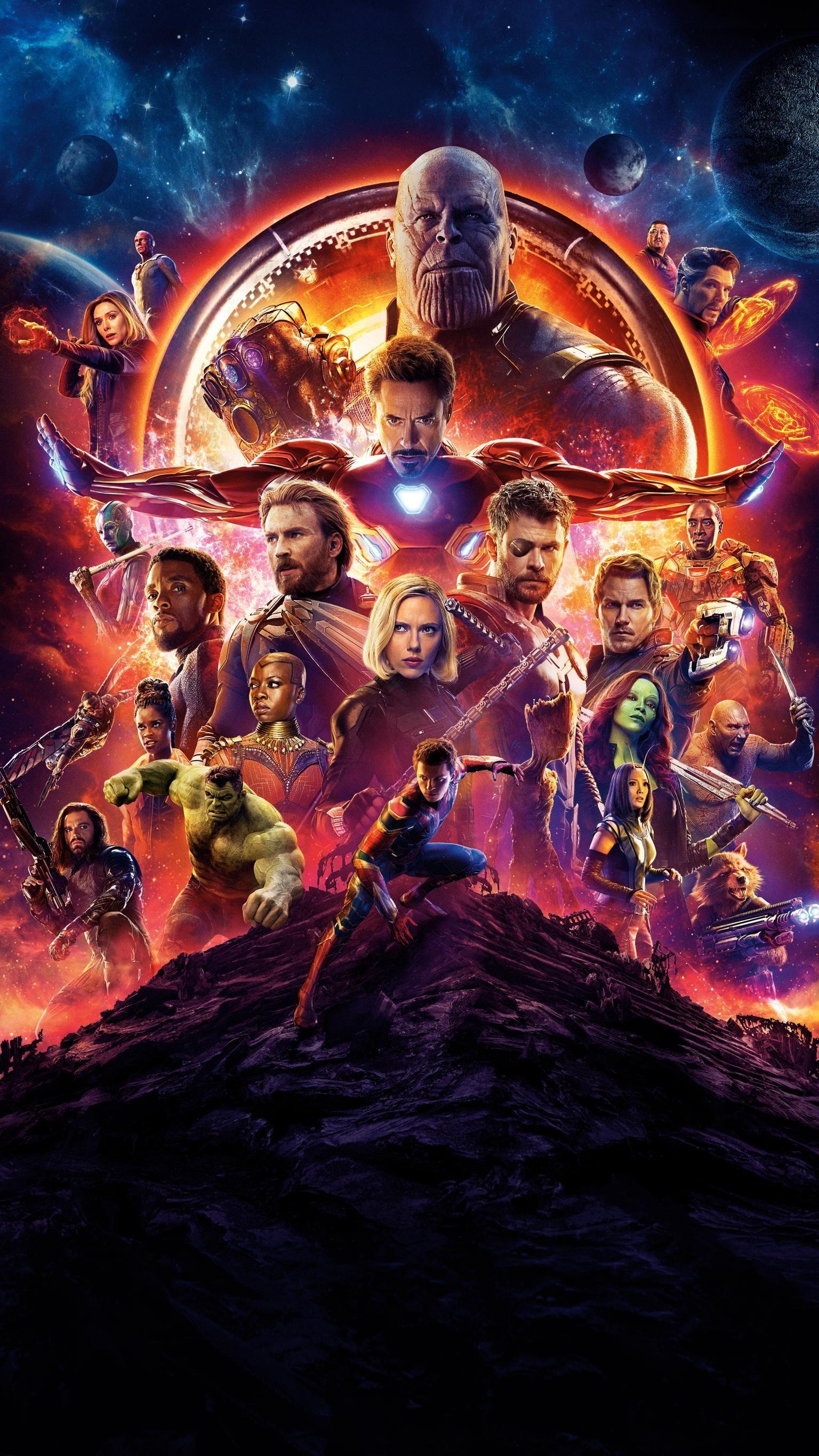 Avengers Full Hd Mobile Wallpapers Wallpaper Cave