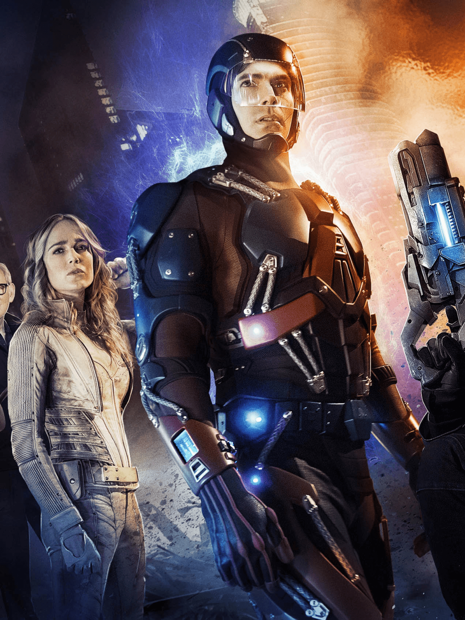 Dc S Legends Of Tomorrow Wallpapers Wallpaper Cave