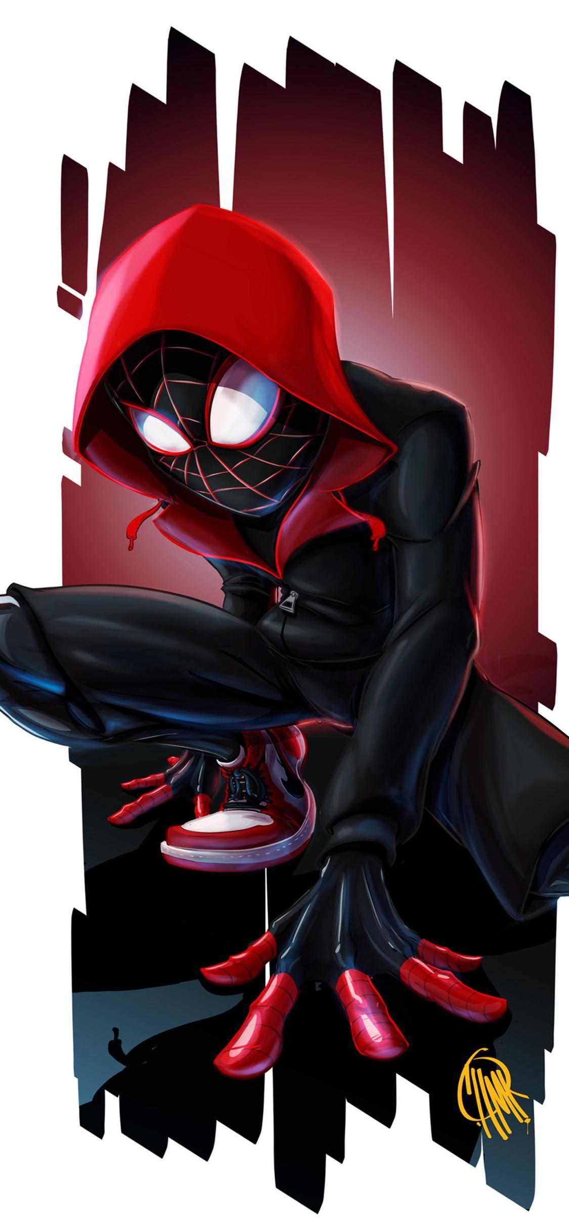 Miles Morales Spider-Man Wallpapers - Wallpaper Cave