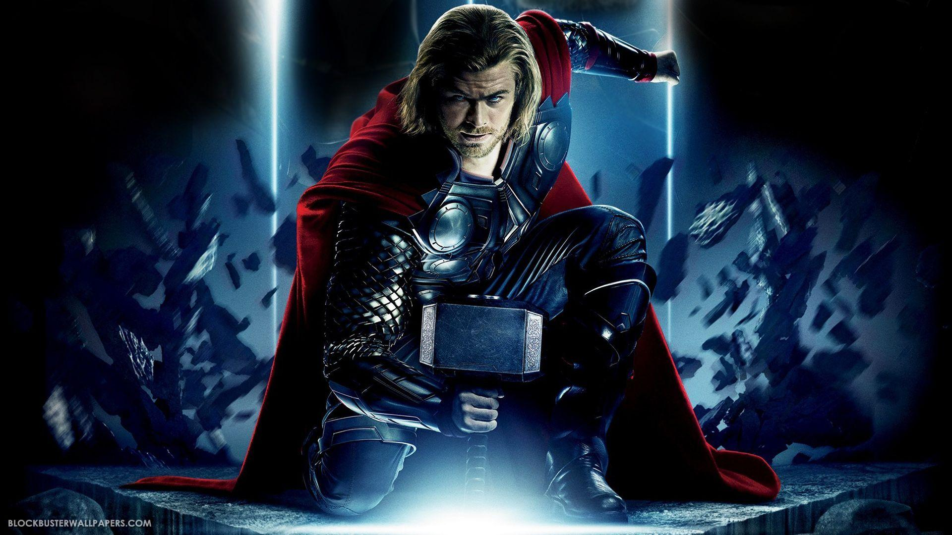 Thor Laptop Wallpapers Wallpaper Cave